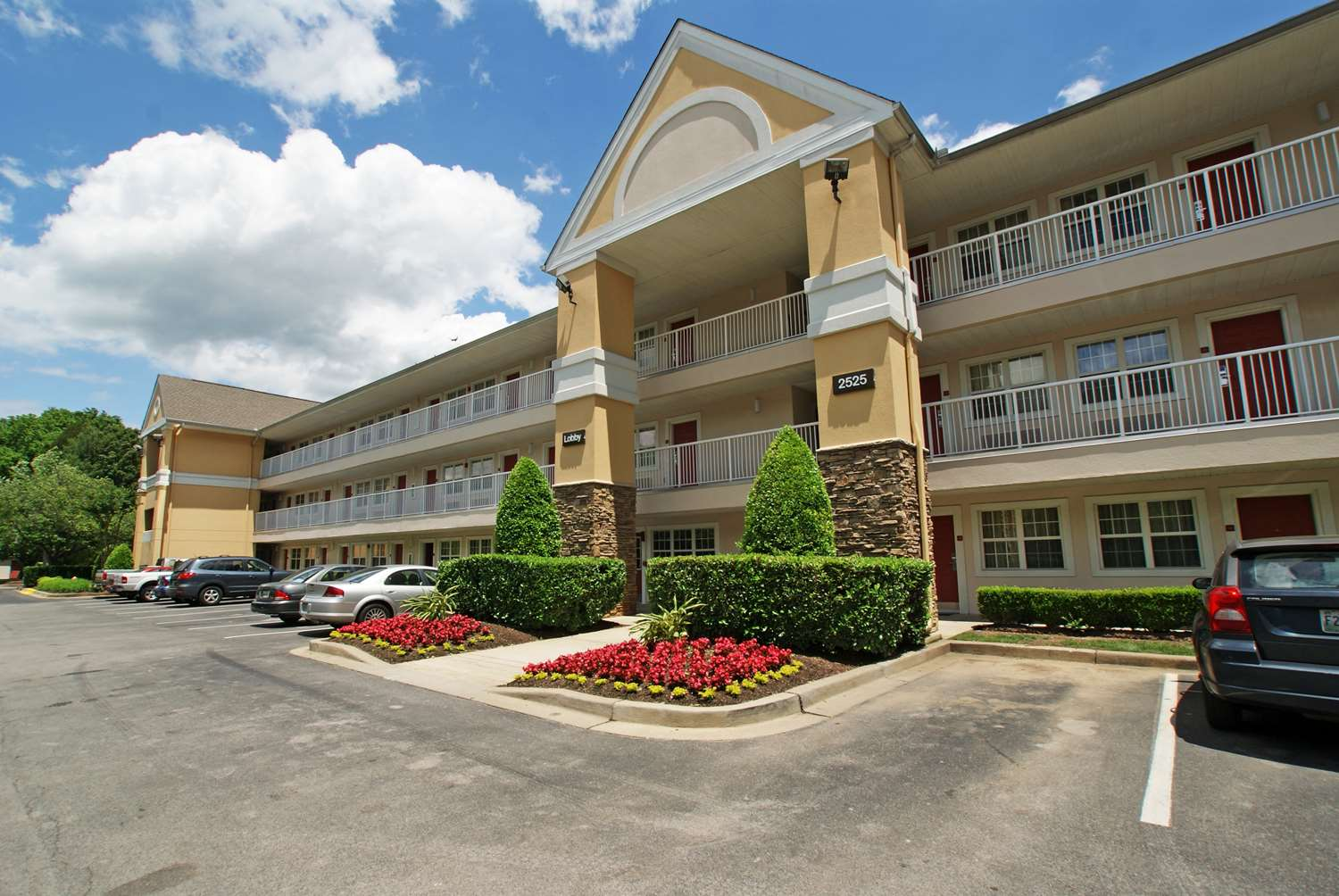 Exterior view - Extended Stay America Hotel Airport Nashville