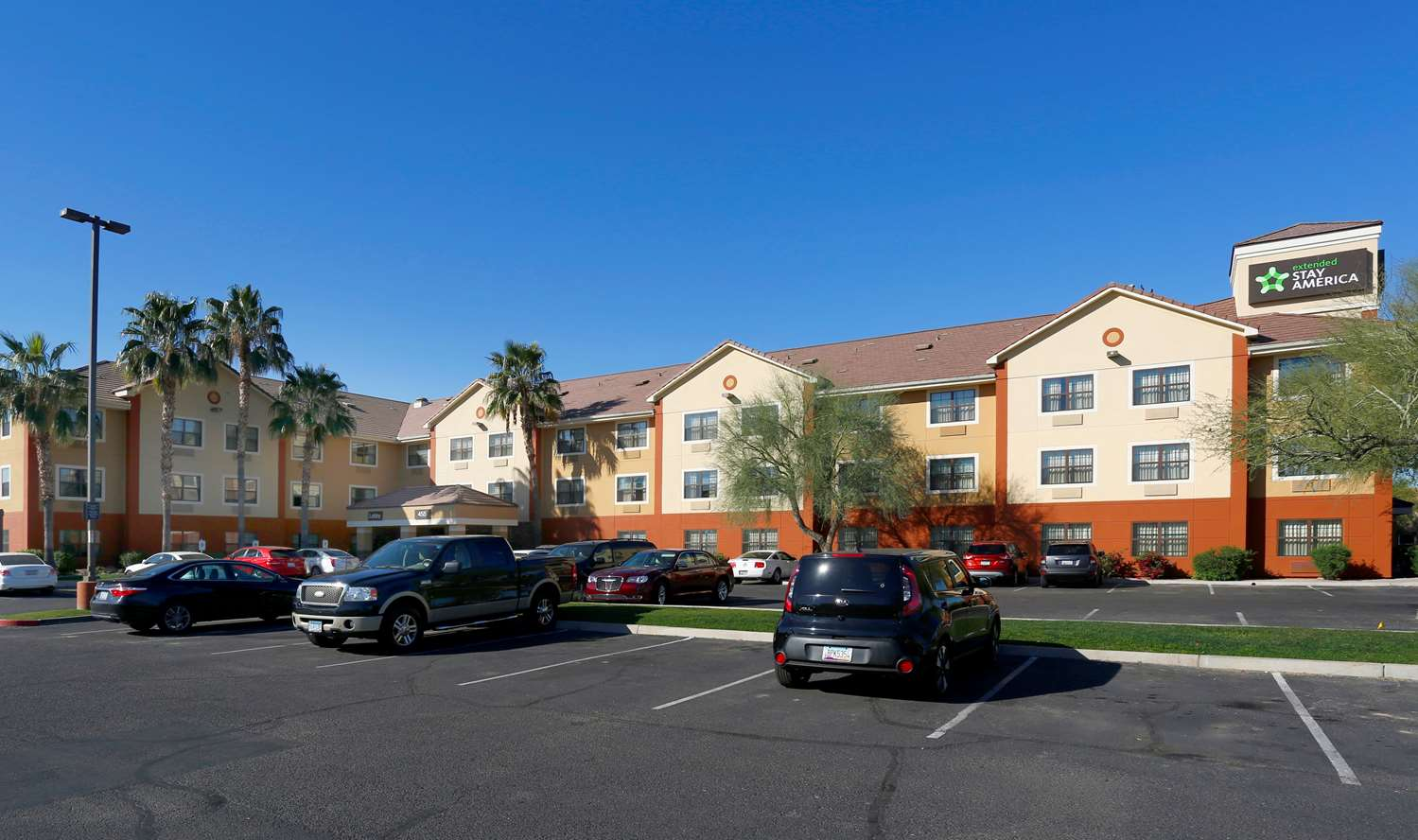 Exterior view - Extended Stay America Hotel Mesa