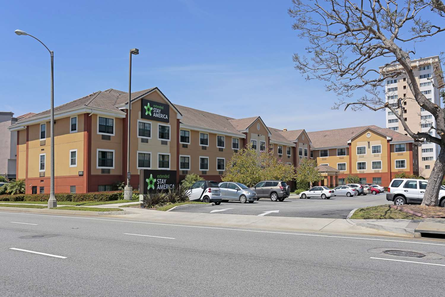 Exterior view - Extended Stay America Hotel Torrance