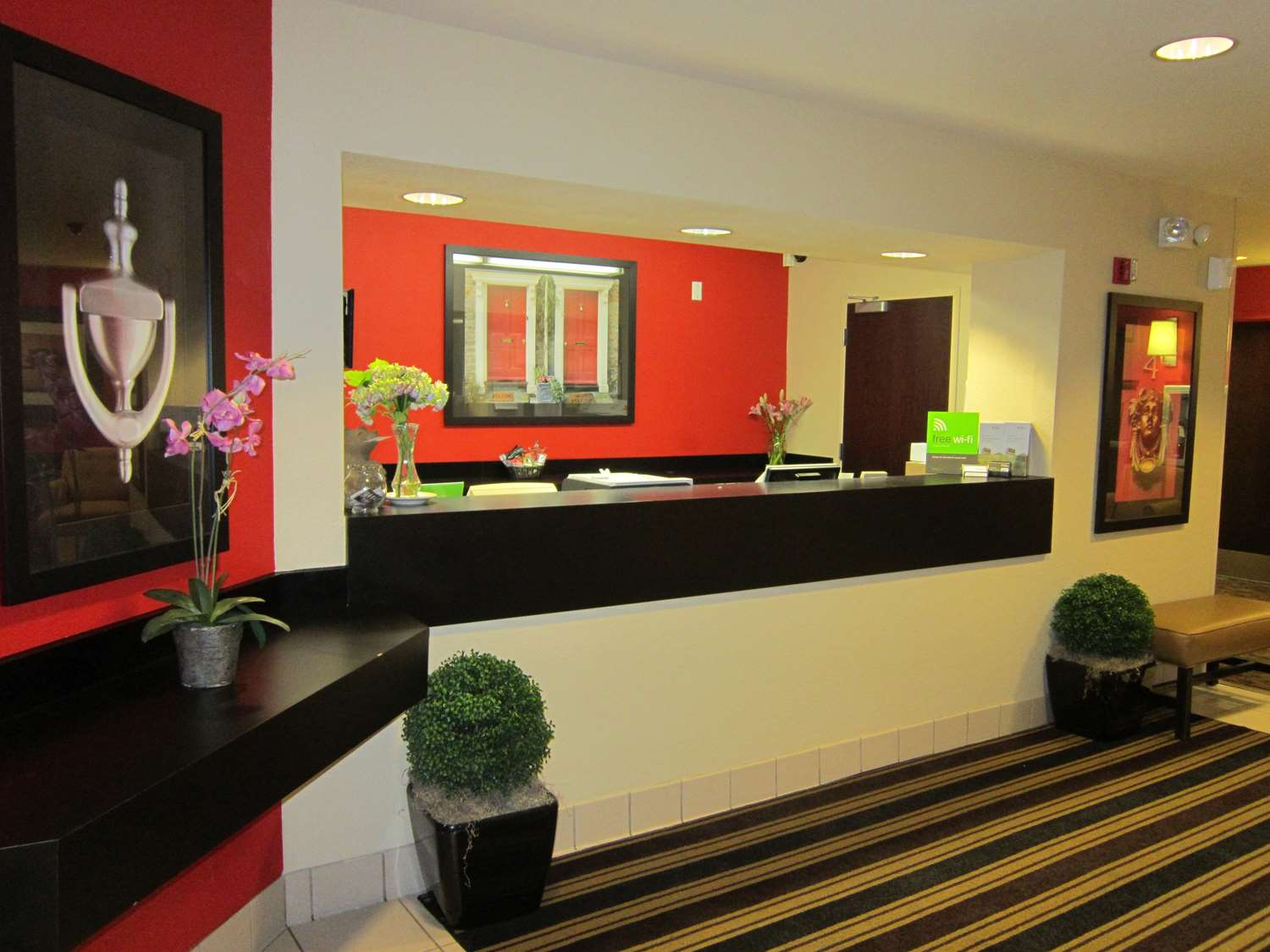 Lobby - Extended Stay America Hotel Pleasant Hill