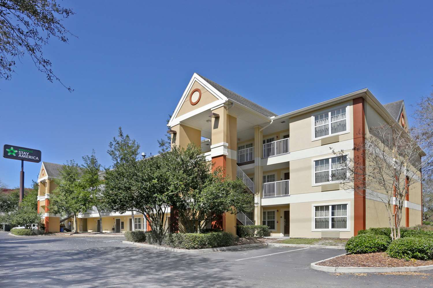 Exterior view - Extended Stay America Hotel Gainesville