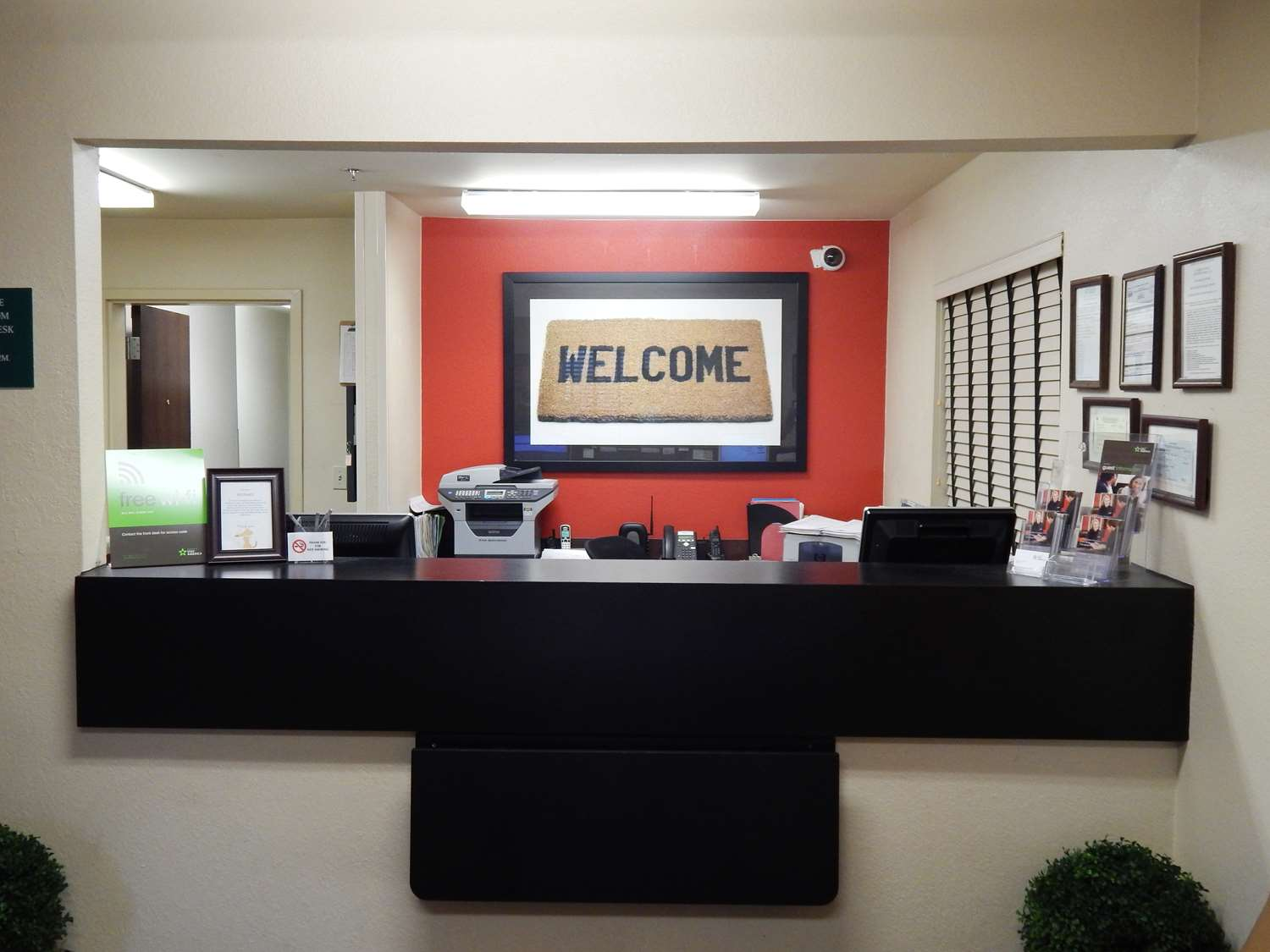 Lobby - Extended Stay America Hotel Gainesville