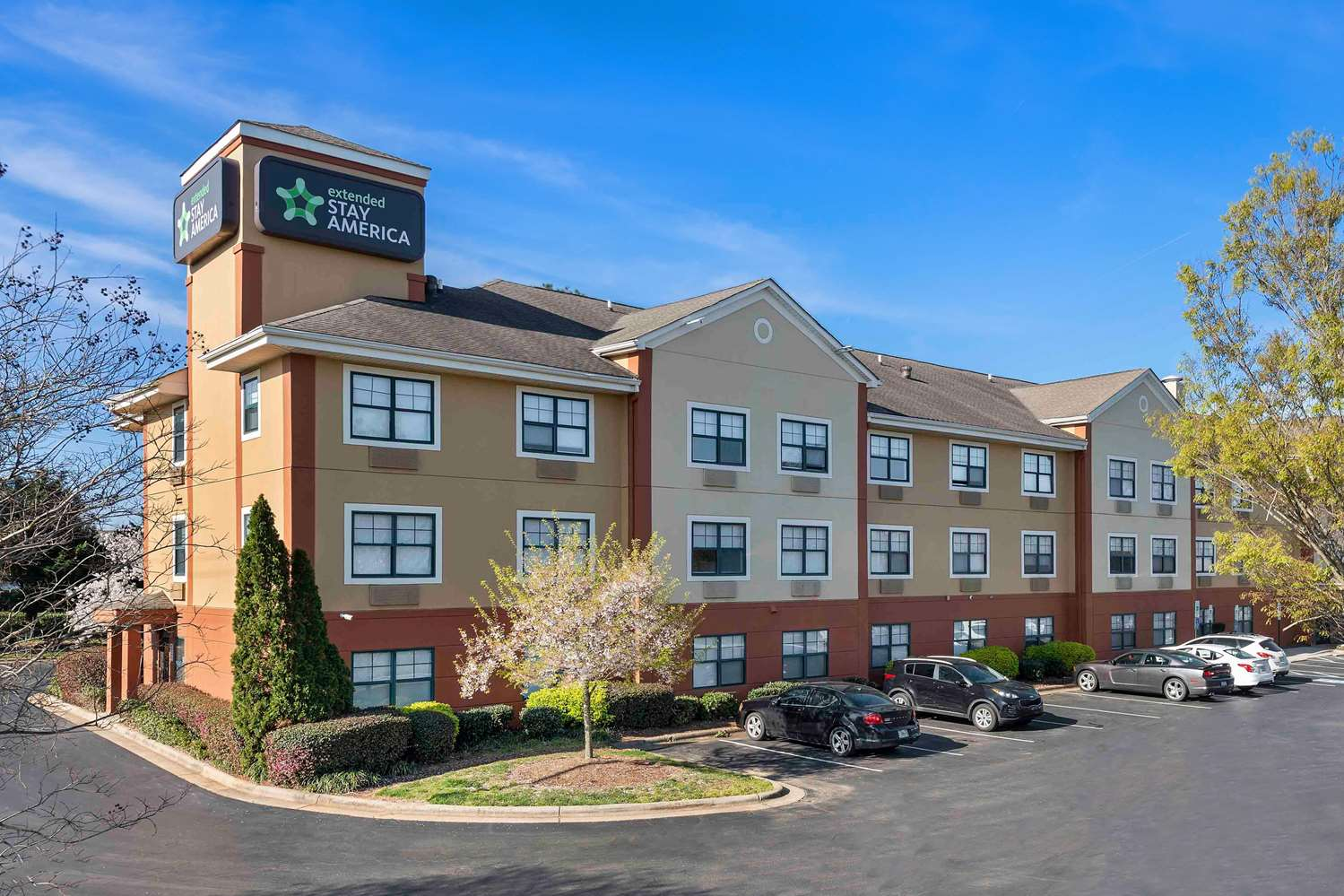Exterior view - Extended Stay America Hotel University Charlotte