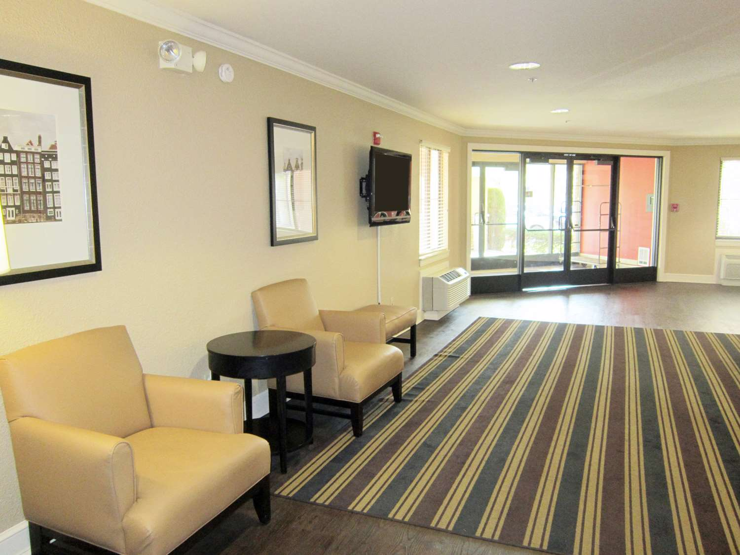 Lobby - Extended Stay America Hotel Renton