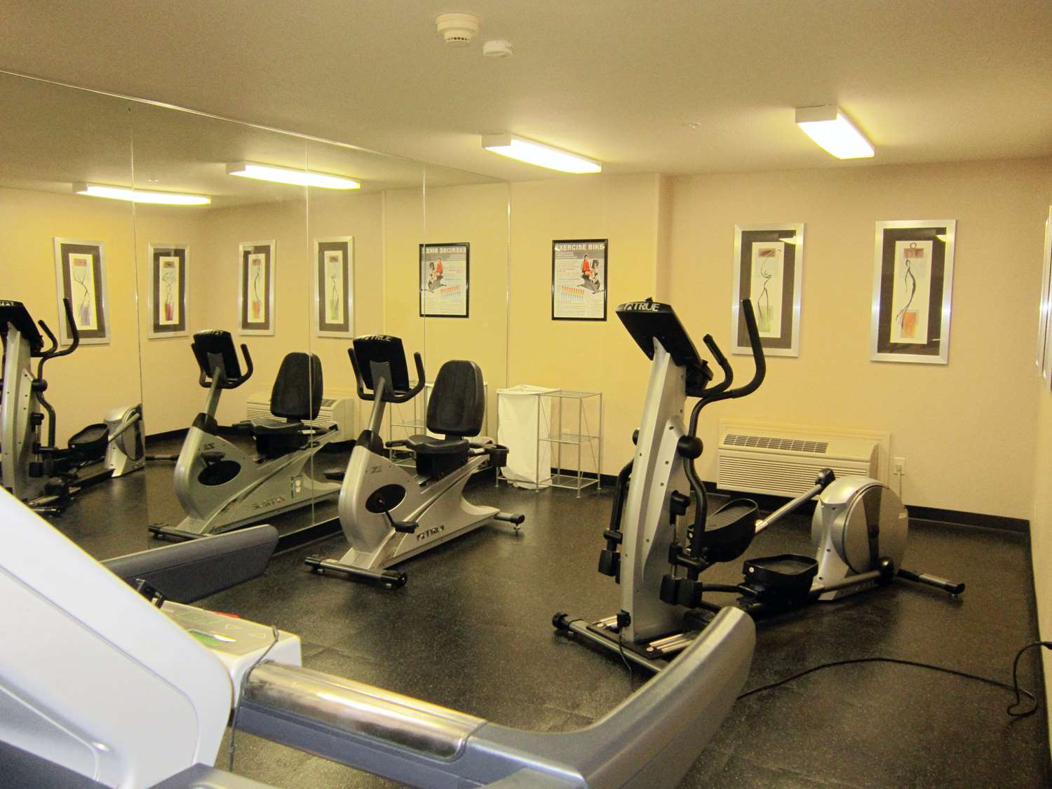 Fitness/ Exercise Room - Extended Stay America Hotel Renton