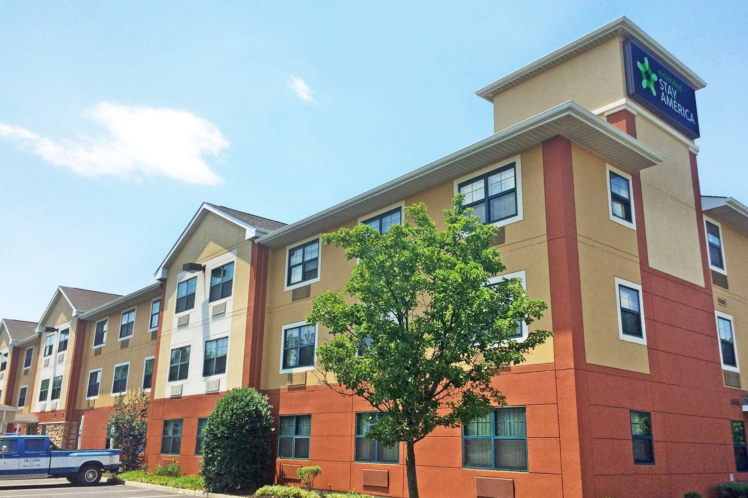 Exterior view - Extended Stay America Hotel Cherry Hill