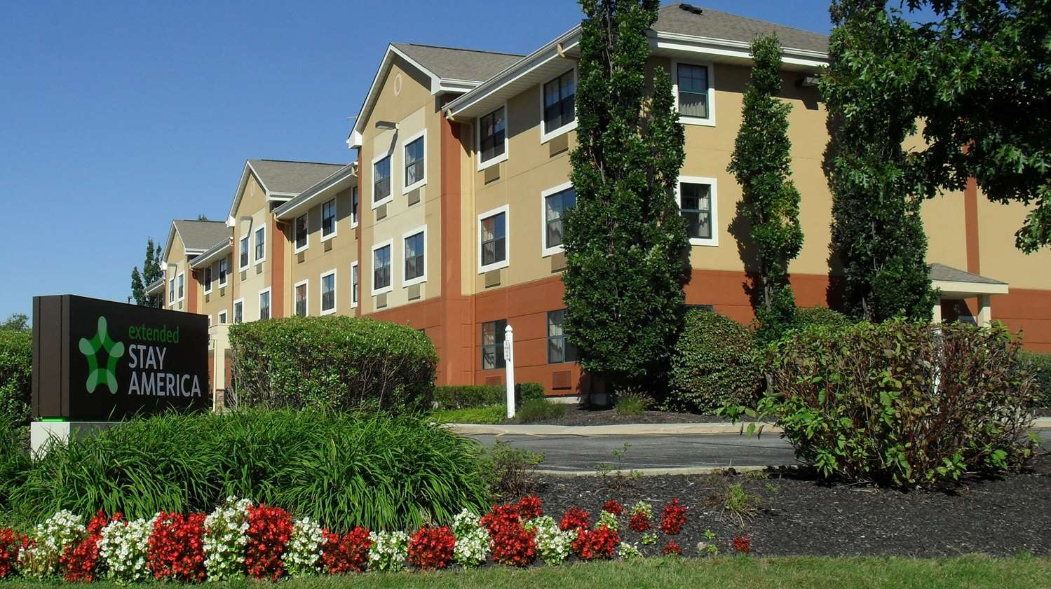 Exterior view - Extended Stay America Hotel Crawford Place Mt Laurel