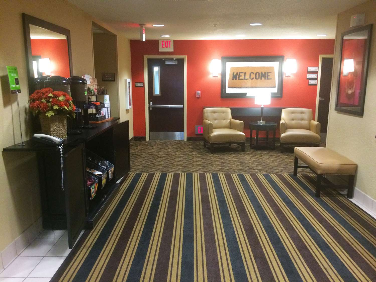 Lobby - Extended Stay America Hotel Crawford Place Mt Laurel