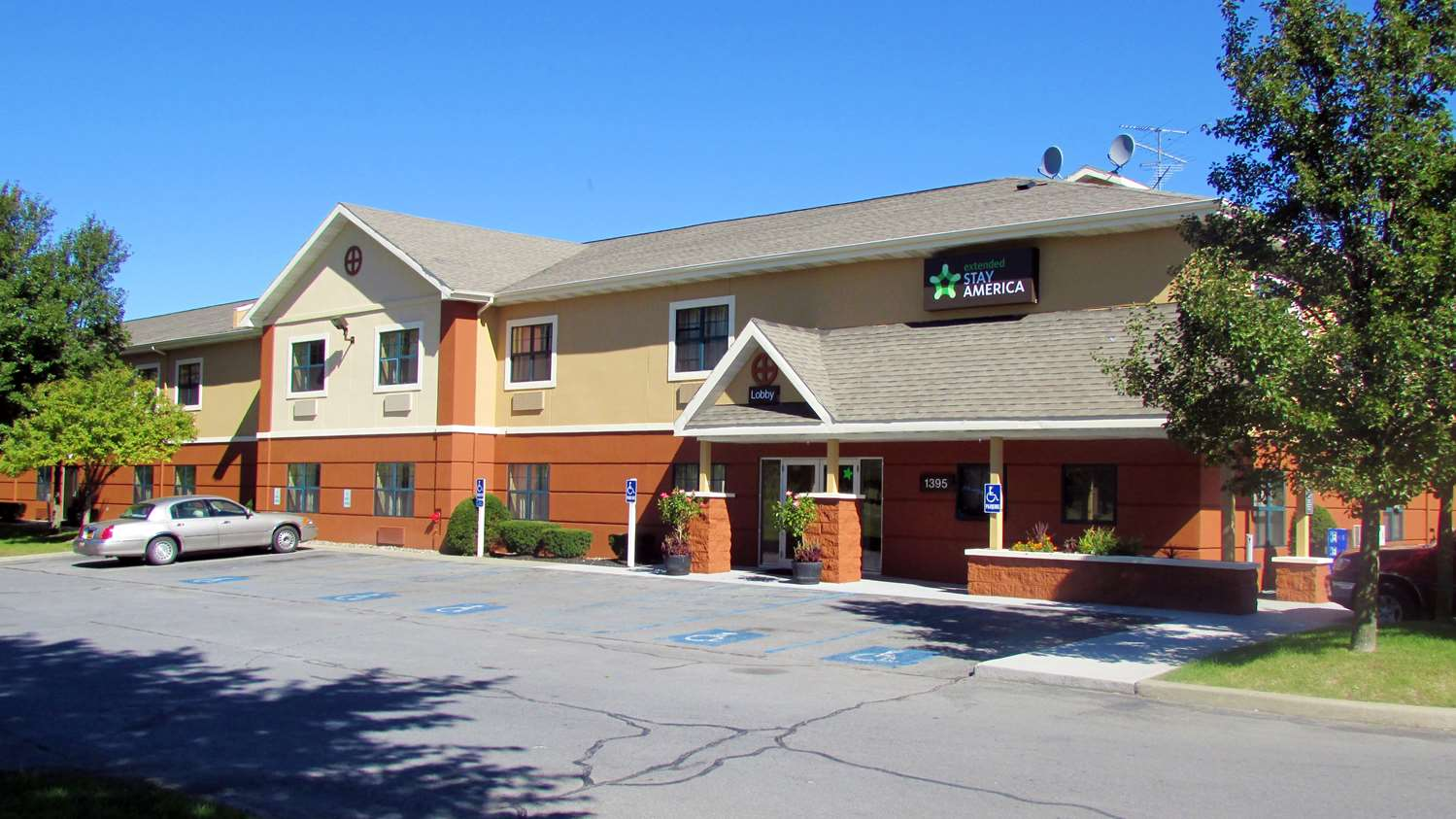 Exterior view - Extended Stay America Hotel Albany