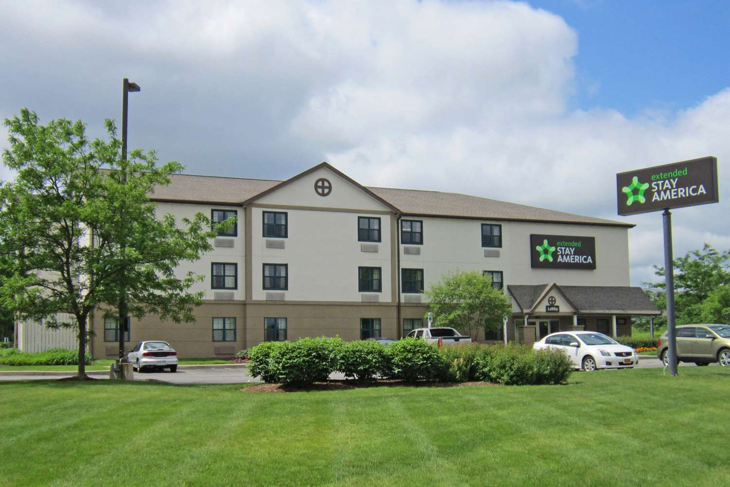 Exterior view - Extended Stay America Hotel Rochester