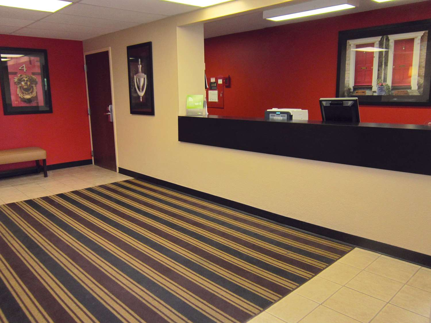 Lobby - Extended Stay America Hotel Rochester