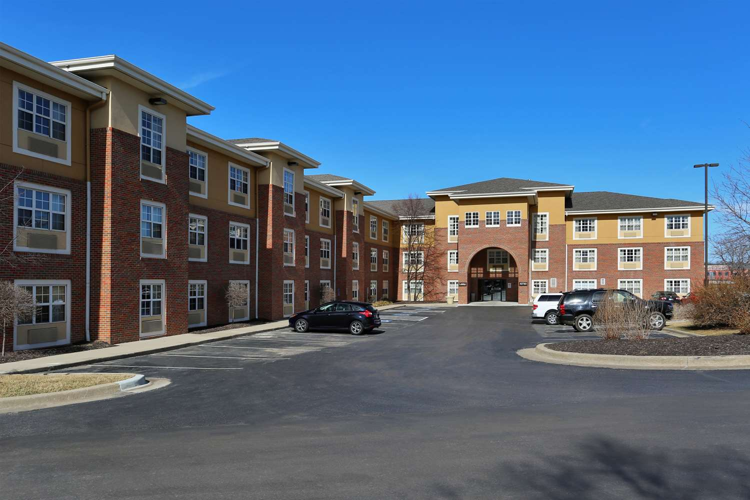 Exterior view - Extended Stay America Hotel Overland Park