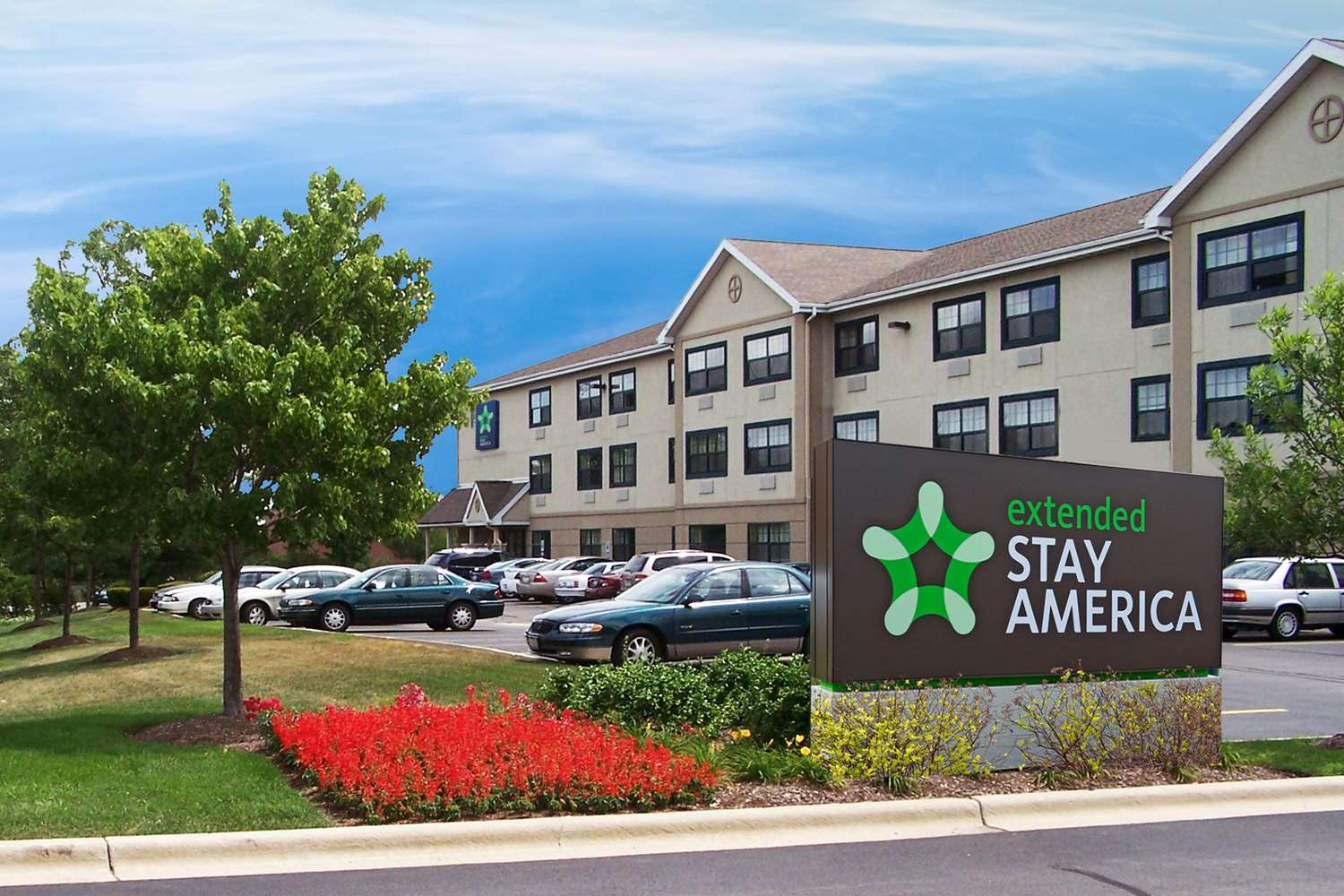 Exterior view - Extended Stay America Hotel Burr Ridge