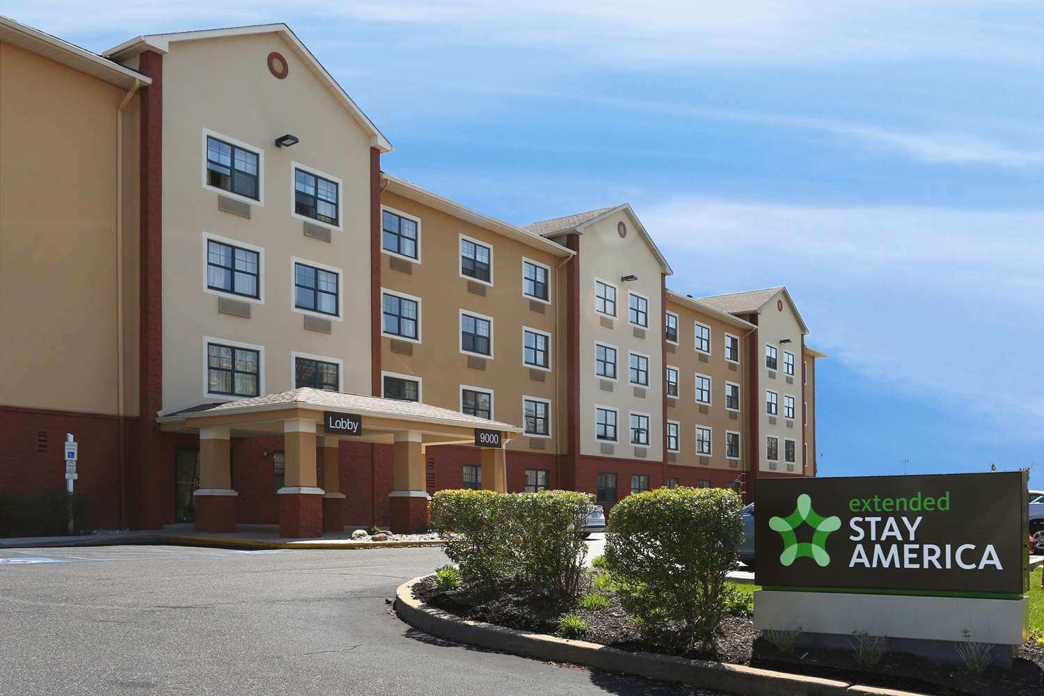 Exterior view - Extended Stay America Hotel Tinicum Blvd Philadelphia
