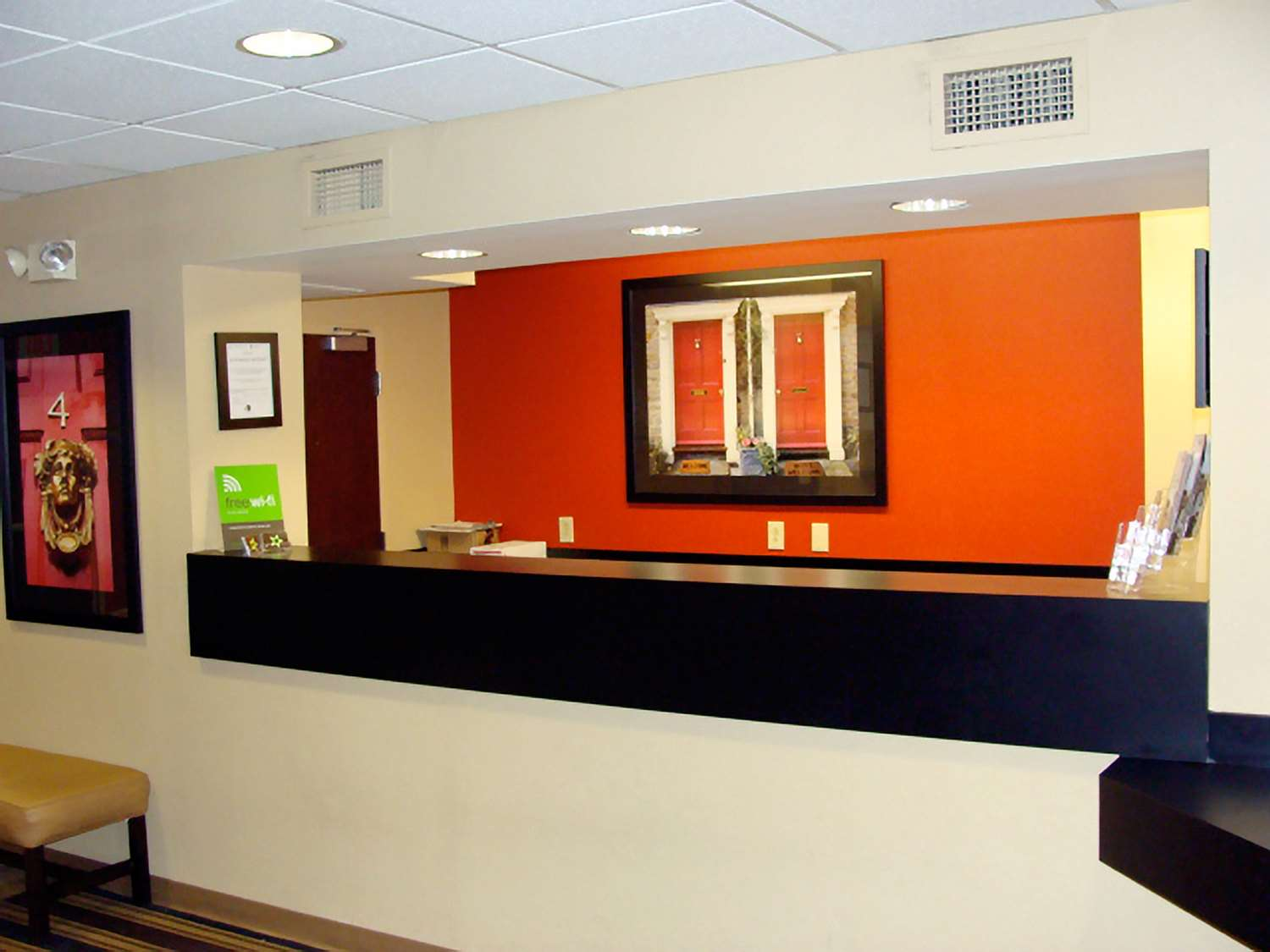 Lobby - Extended Stay America Hotel Edison