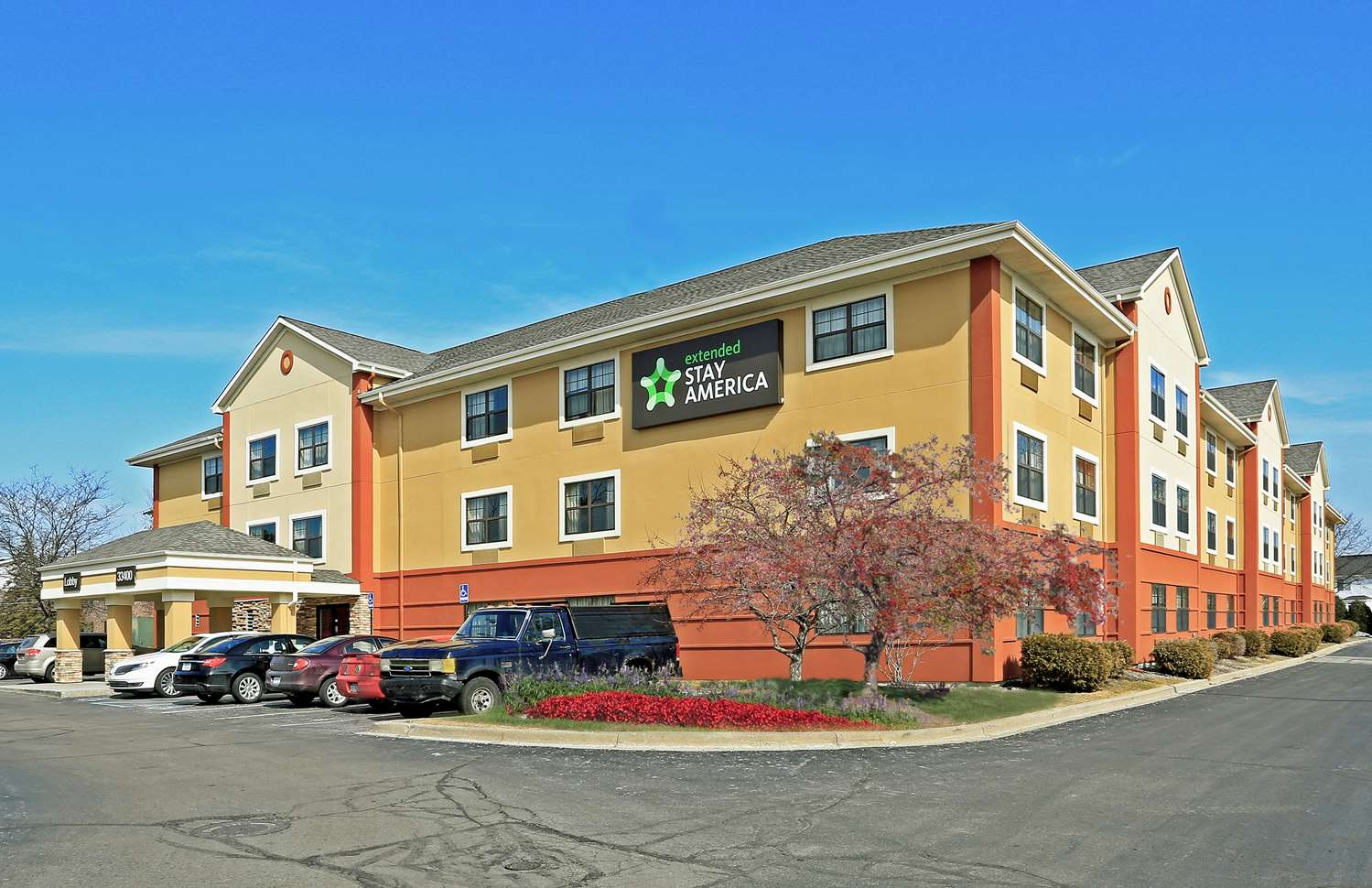 Exterior view - Extended Stay America Hotel Sterling Heights