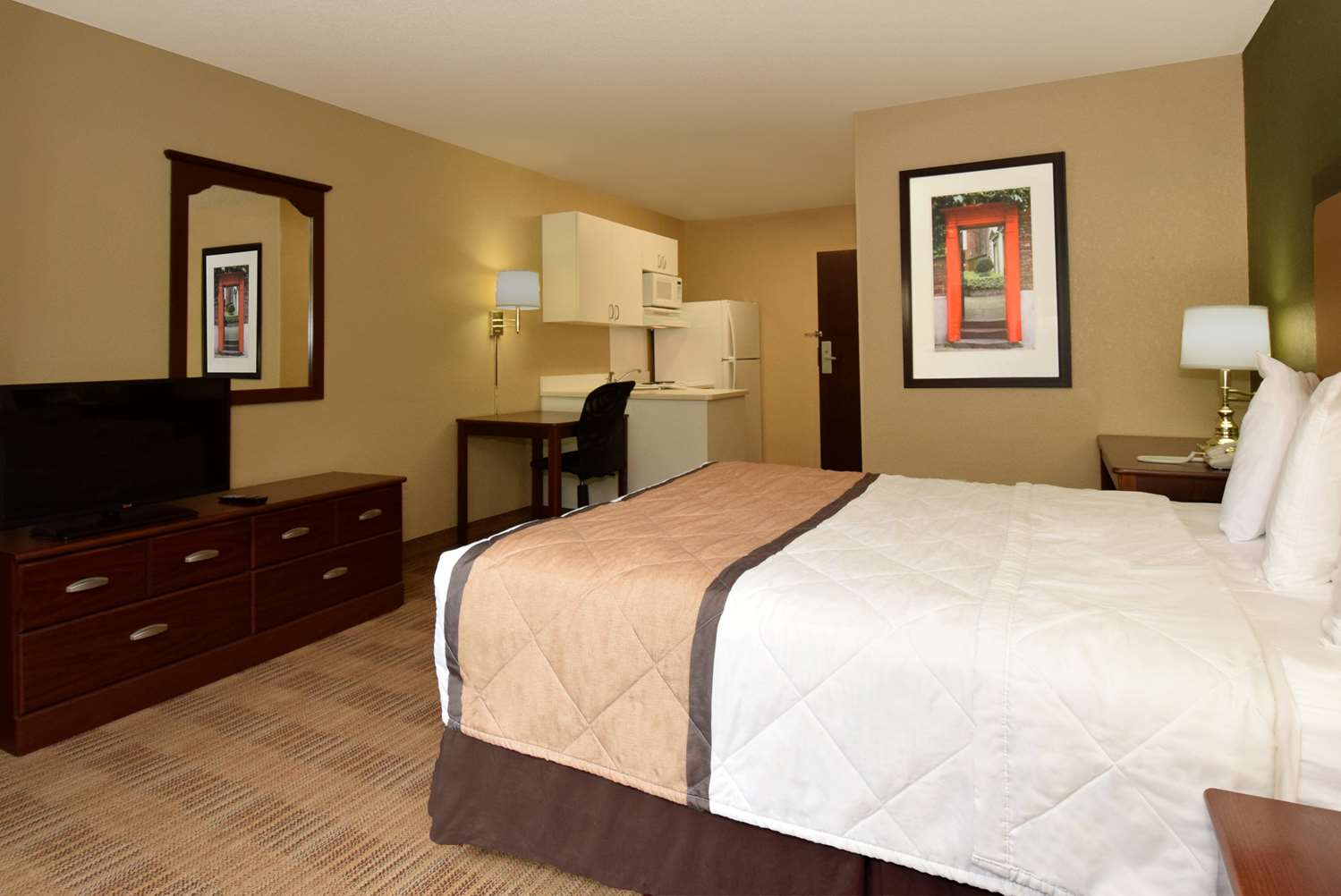 Room - Extended Stay America Hotel Sterling Heights