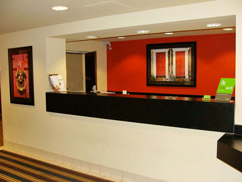 Lobby - Extended Stay America Hotel South Brunswick
