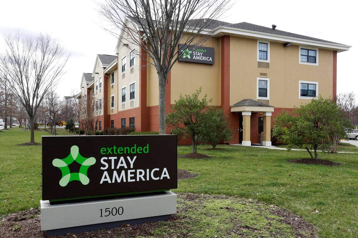 Exterior view - Extended Stay America Hotel Linthicum
