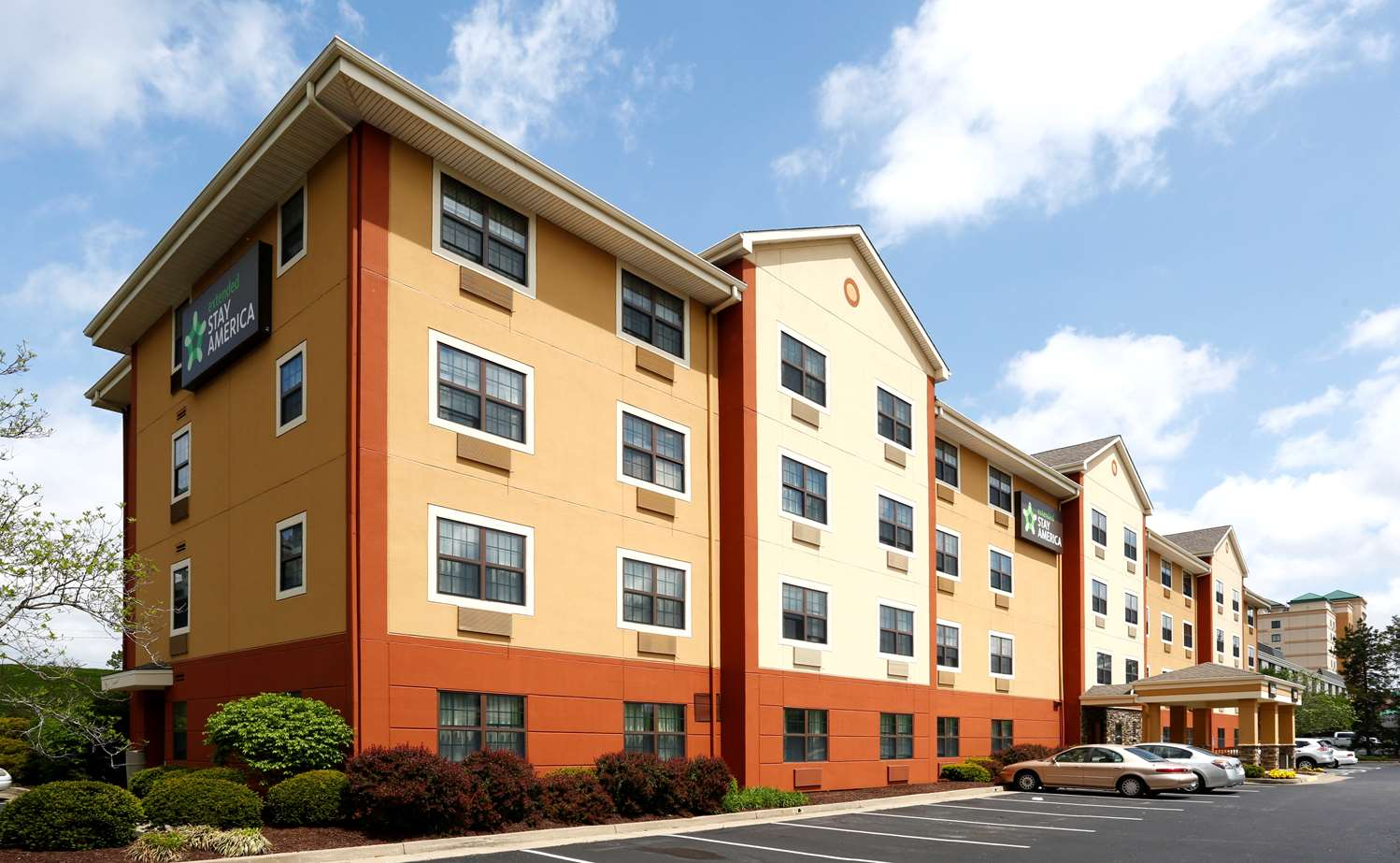 Exterior view - Extended Stay America Hotel Covington