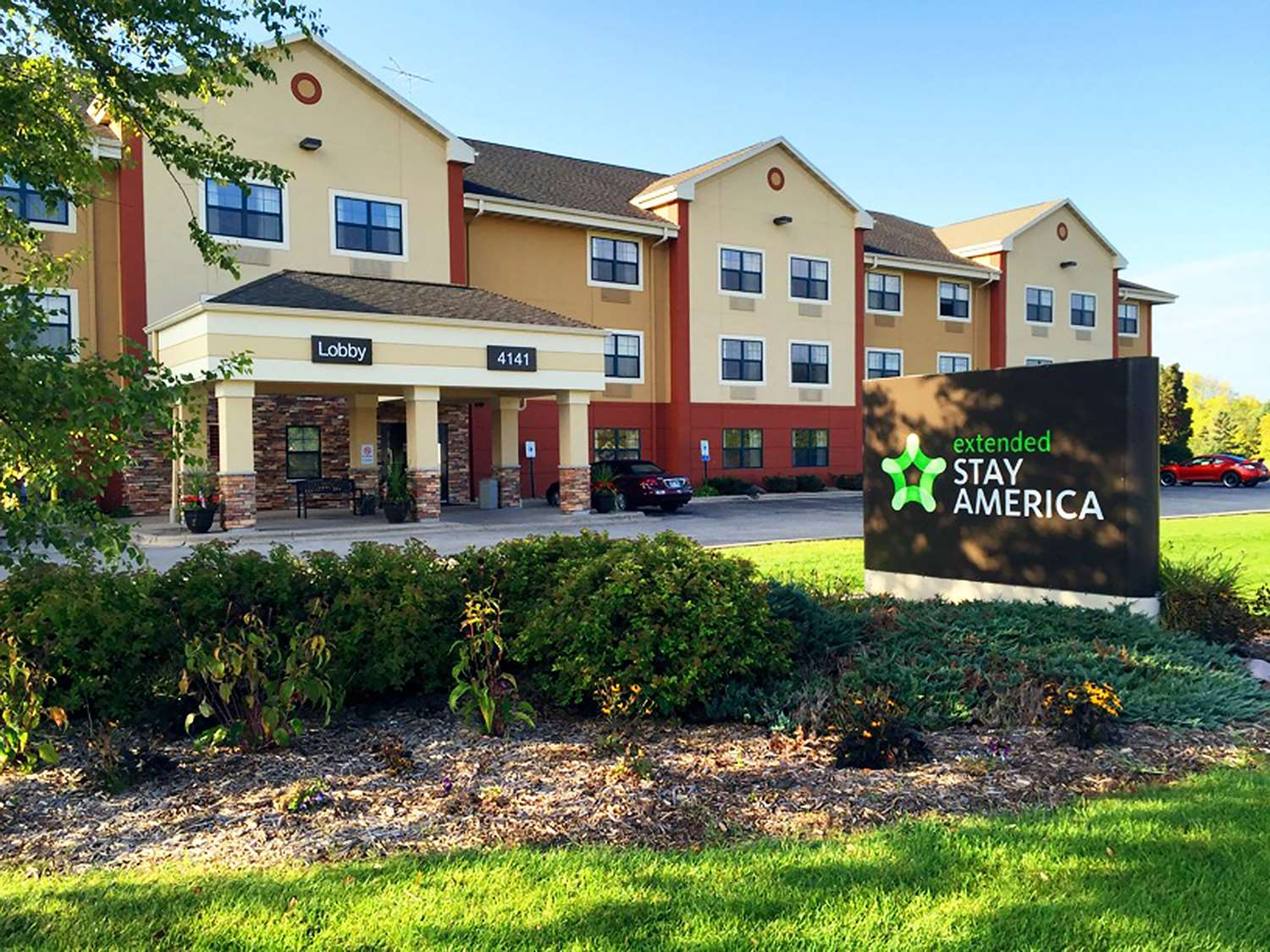 Exterior view - Extended Stay America Hotel Fox Cities Appleton
