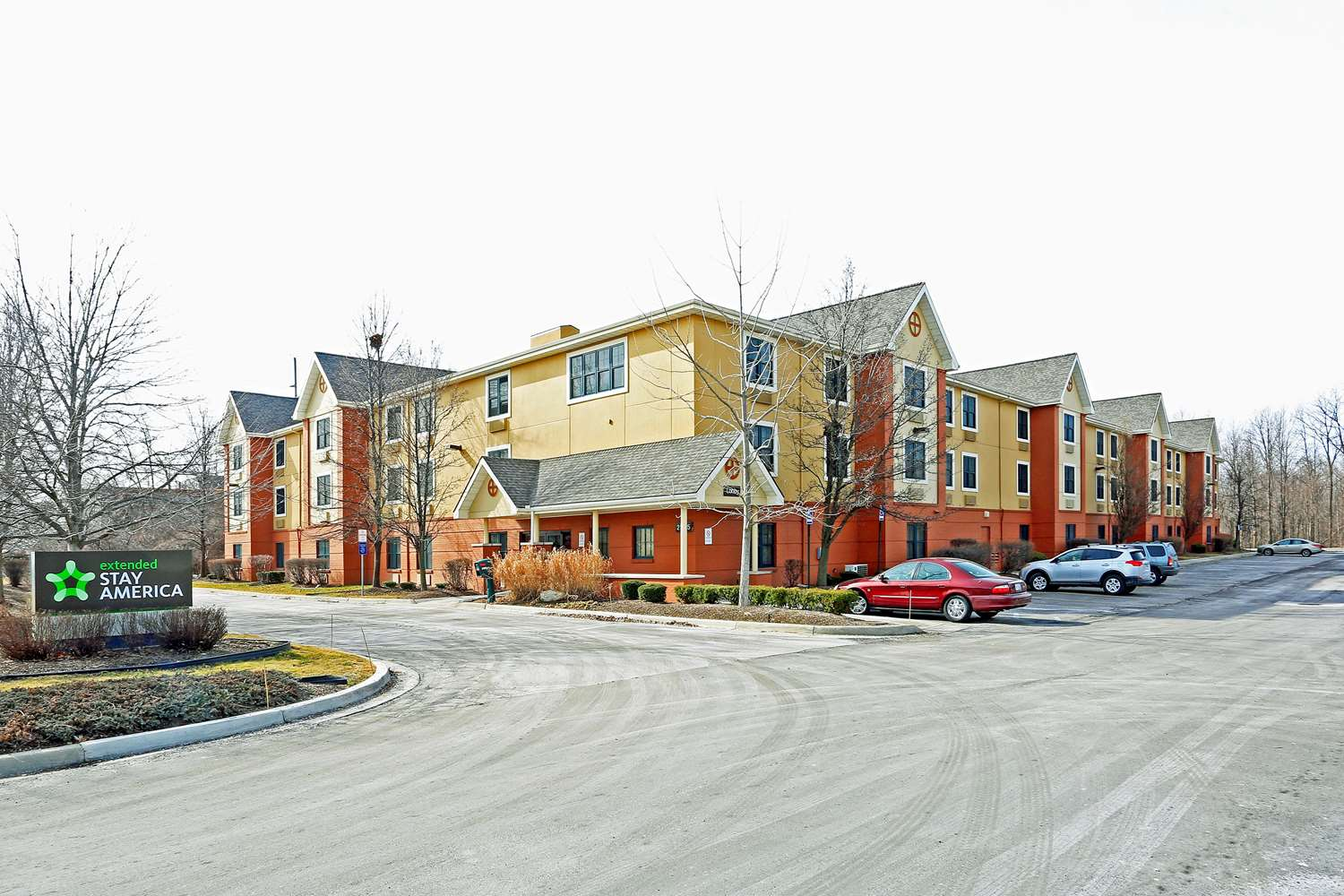 Exterior view - Extended Stay America Hotel Novi