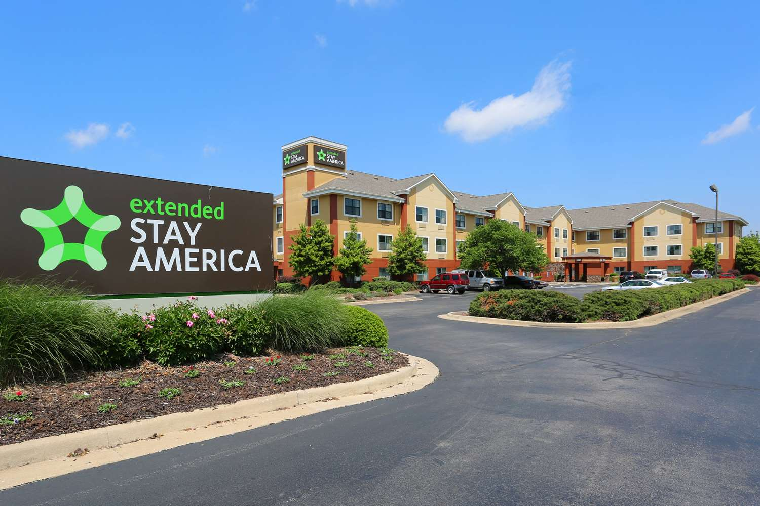 Exterior view - Extended Stay America Hotel Springfield South