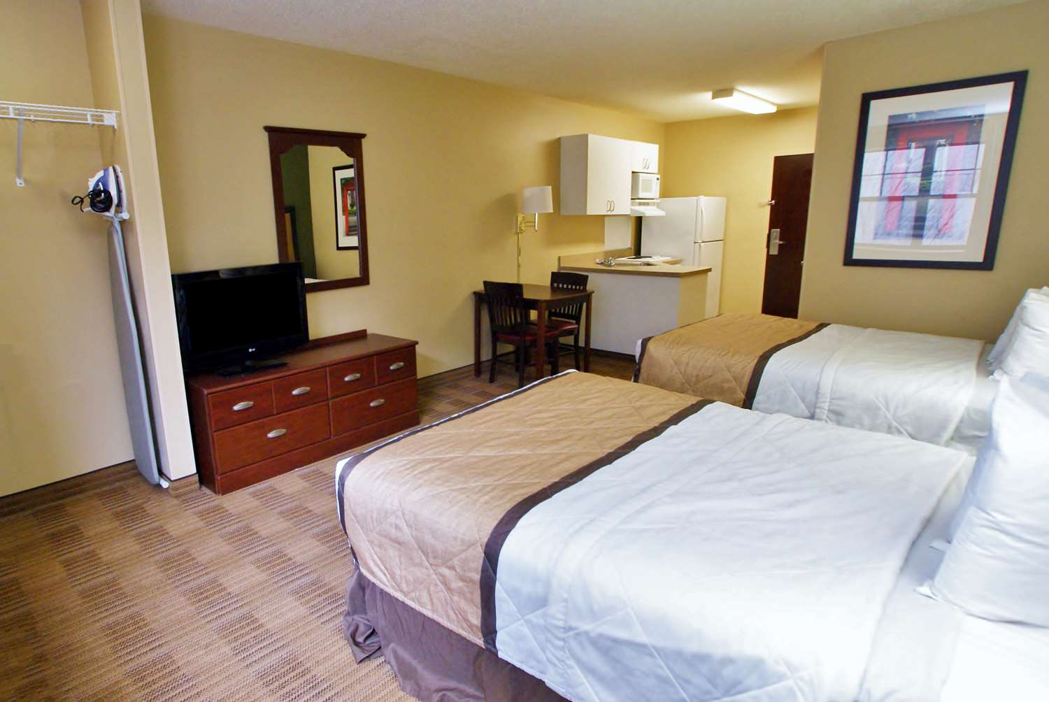 Room - Extended Stay America Hotel Springfield South