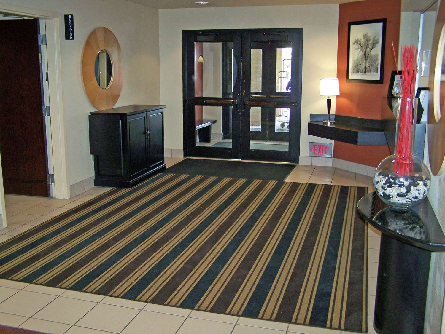 Lobby - Extended Stay America Hotel Bloomington