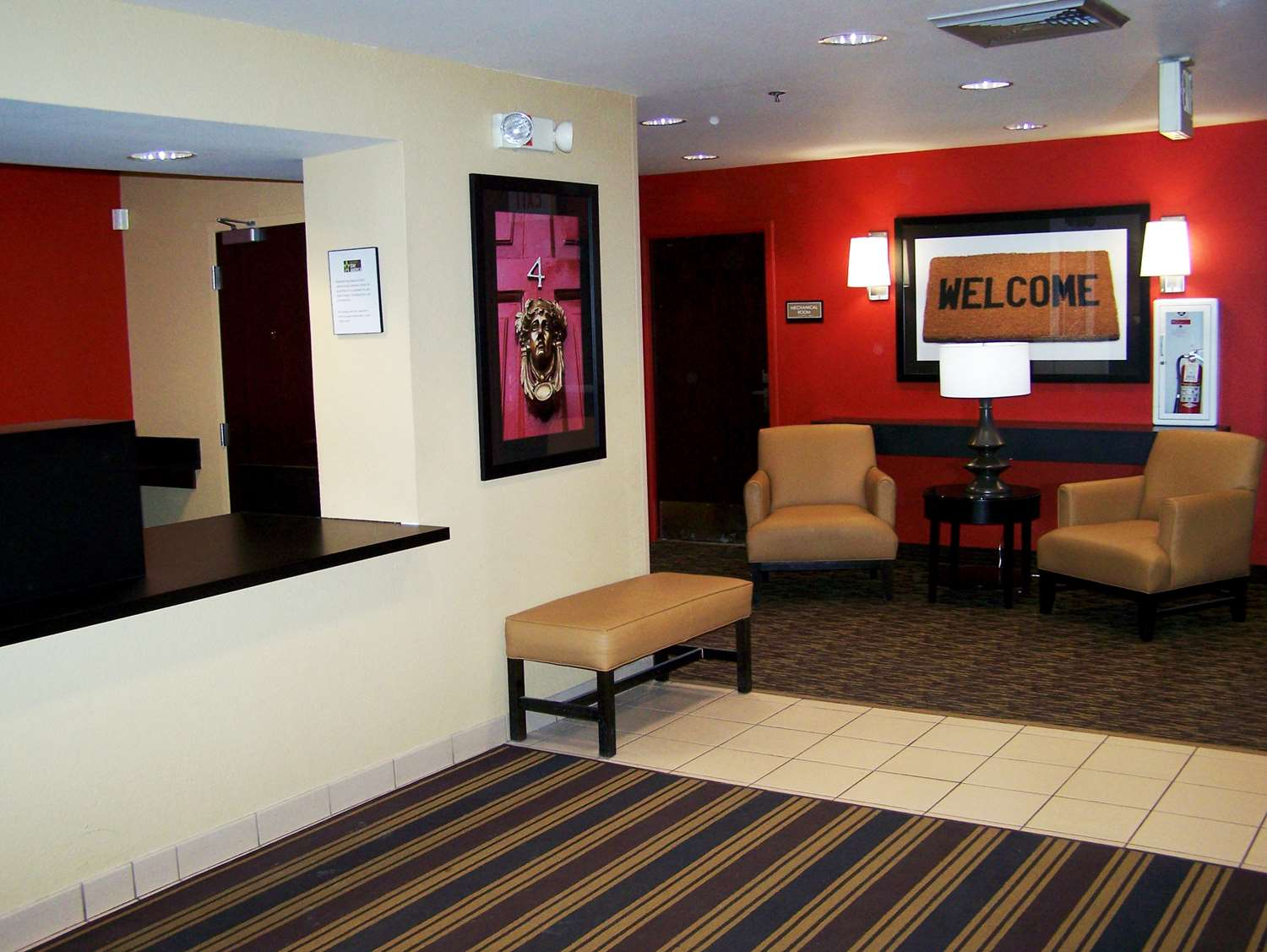 Lobby - Extended Stay America Hotel Valley View Road