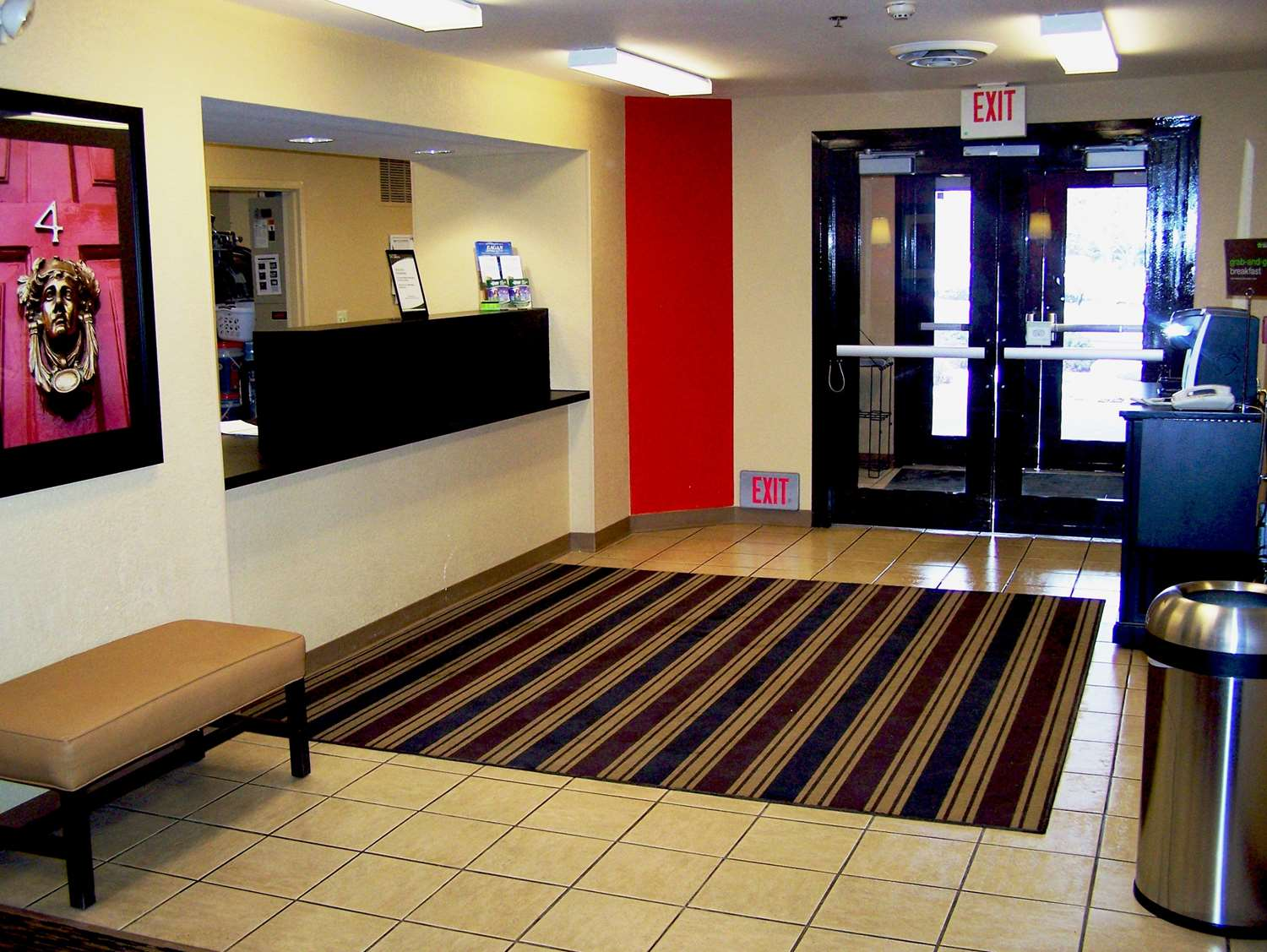 Lobby - Extended Stay America Hotel South Eagan