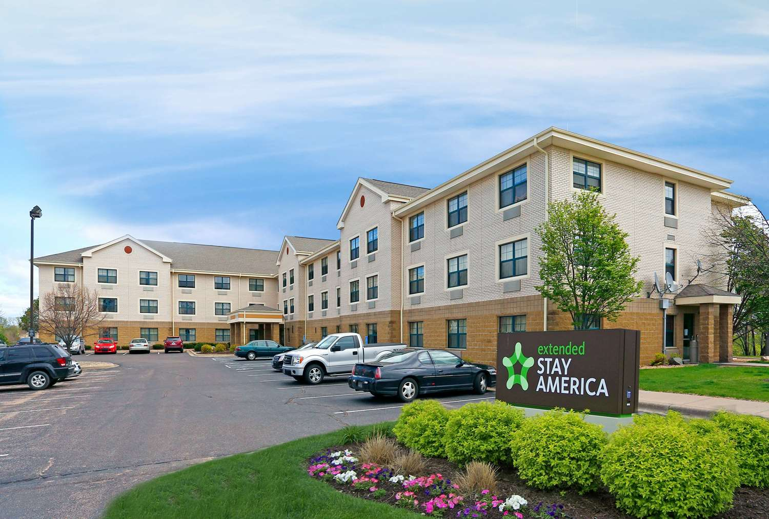 Exterior view - Extended Stay America Hotel South Eagan