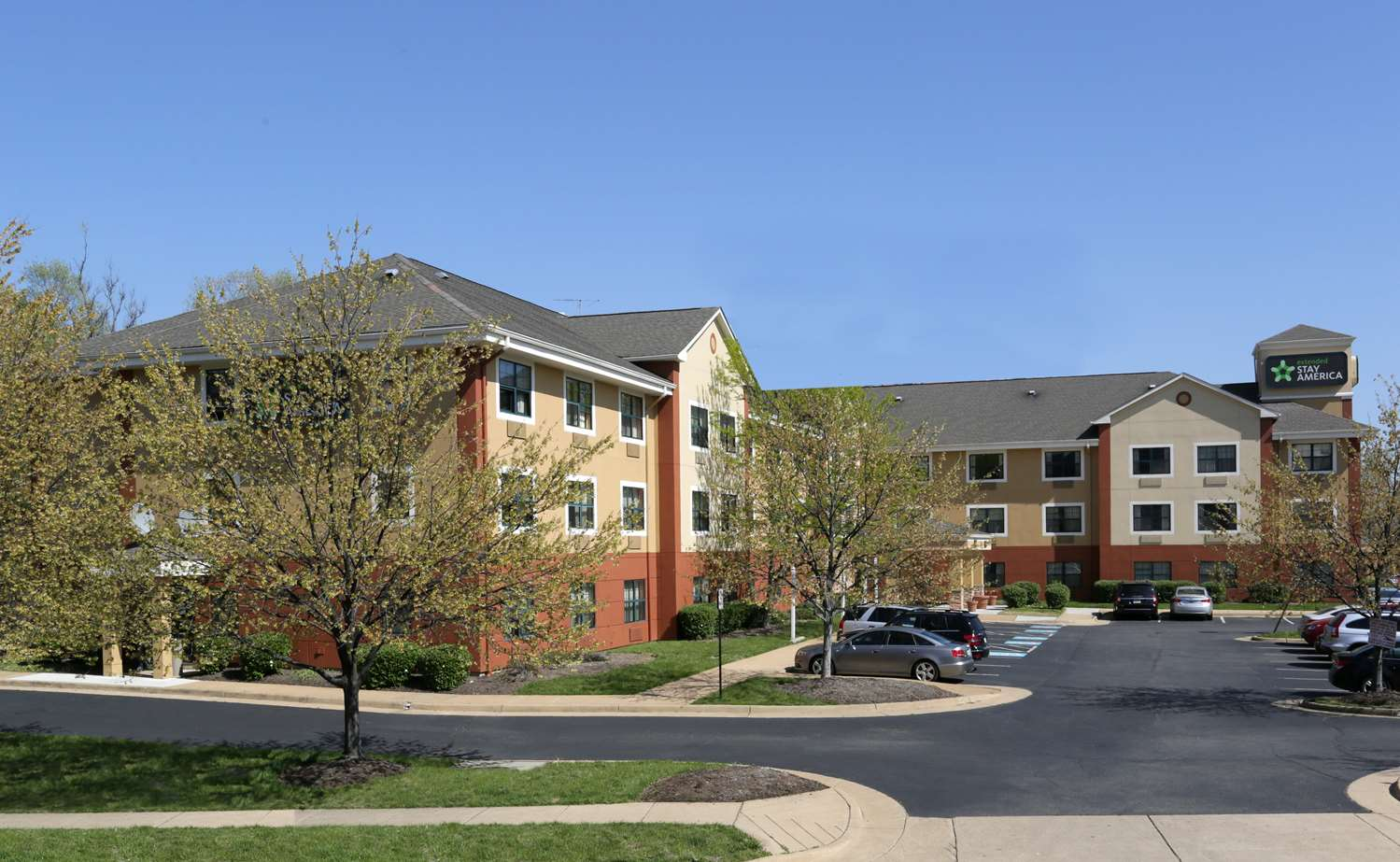 Exterior view - Extended Stay America Hotel I-395 Alexandria