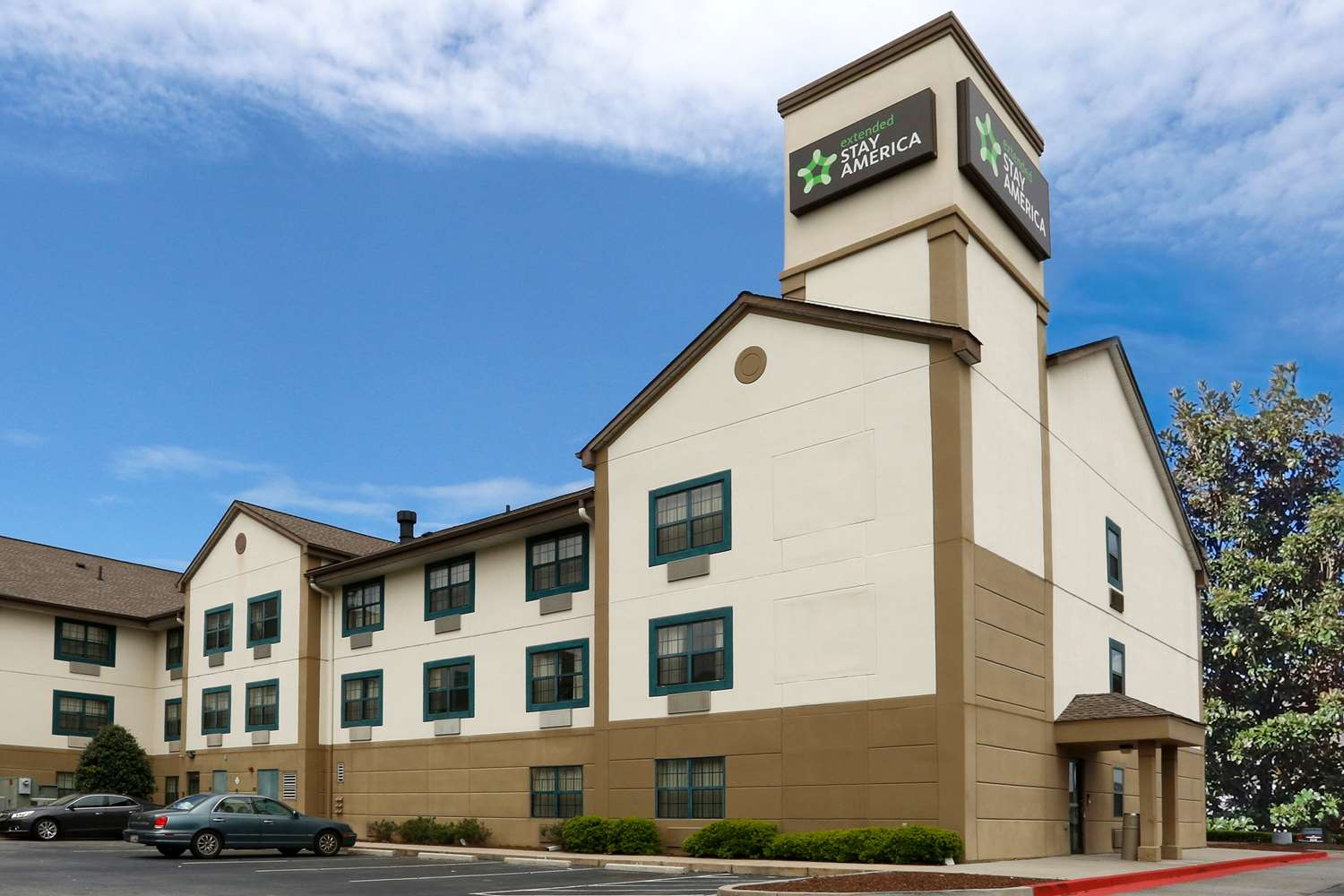 Exterior view - Extended Stay America Hotel Duluth