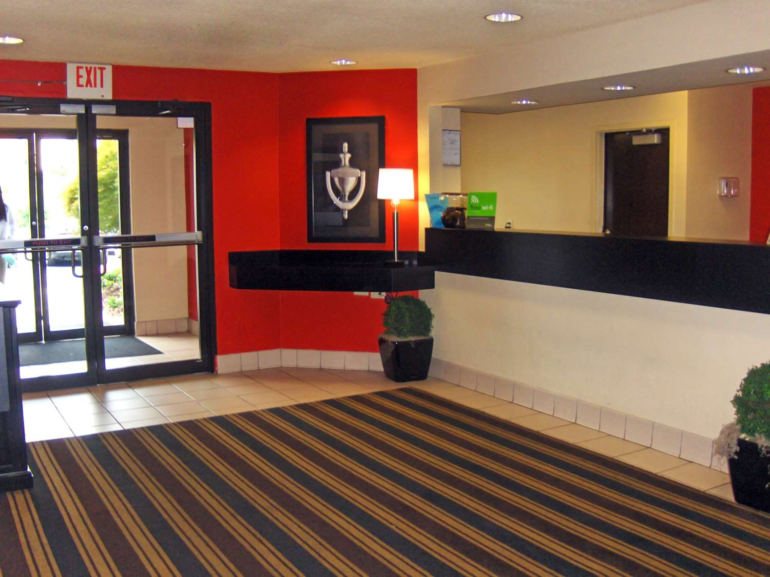 Lobby - Extended Stay America Hotel Duluth