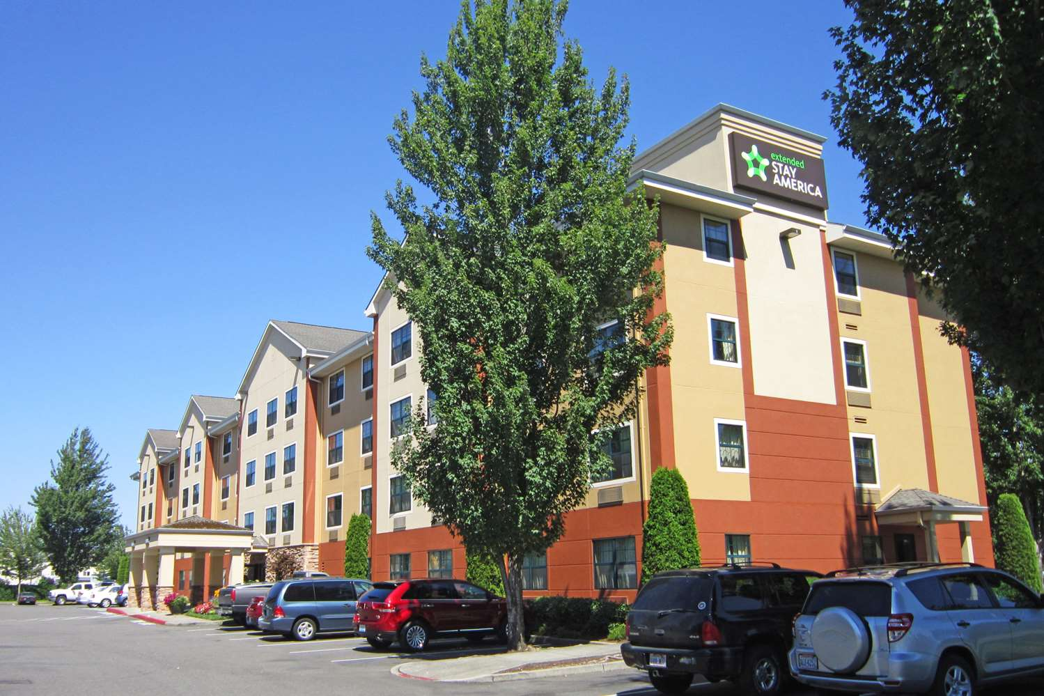 Exterior view - Extended Stay America Hotel Kent