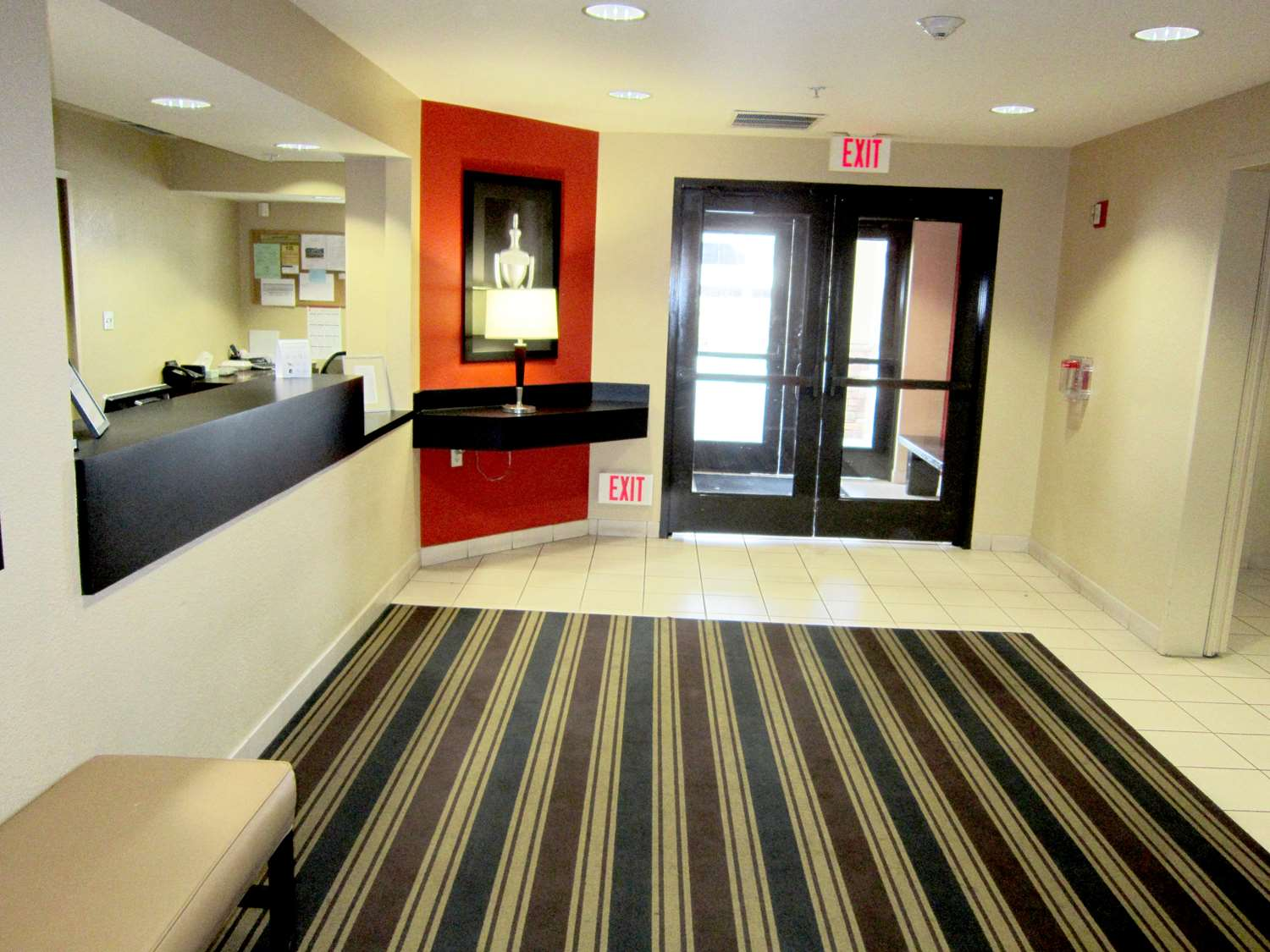Lobby - Extended Stay America Hotel Kent