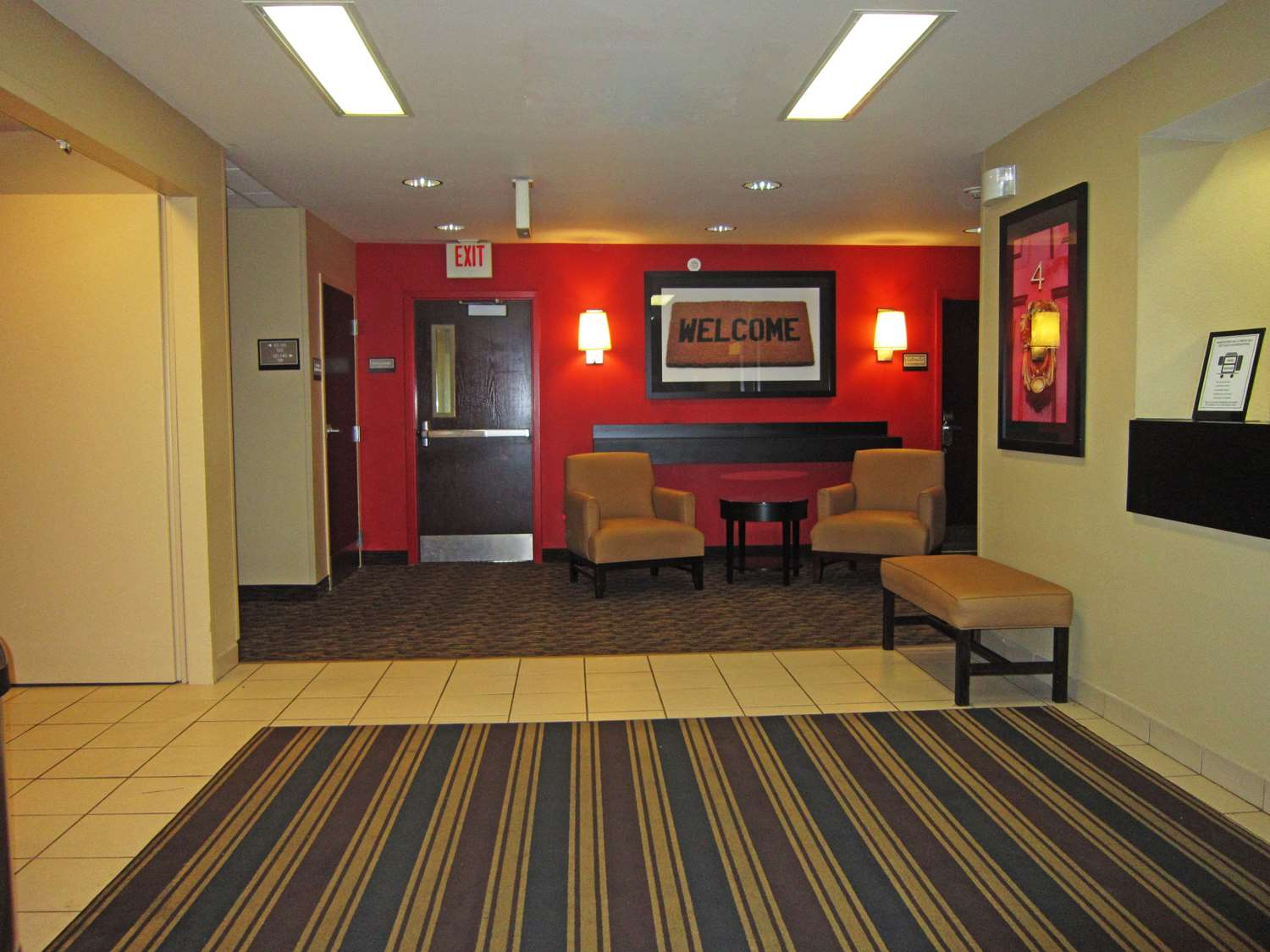 Lobby - Extended Stay America Hotel Fife