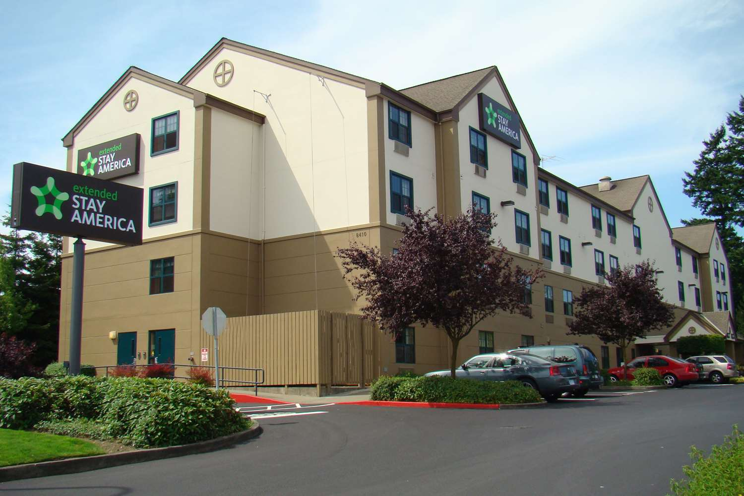 Exterior view - Extended Stay America Hotel North Everett