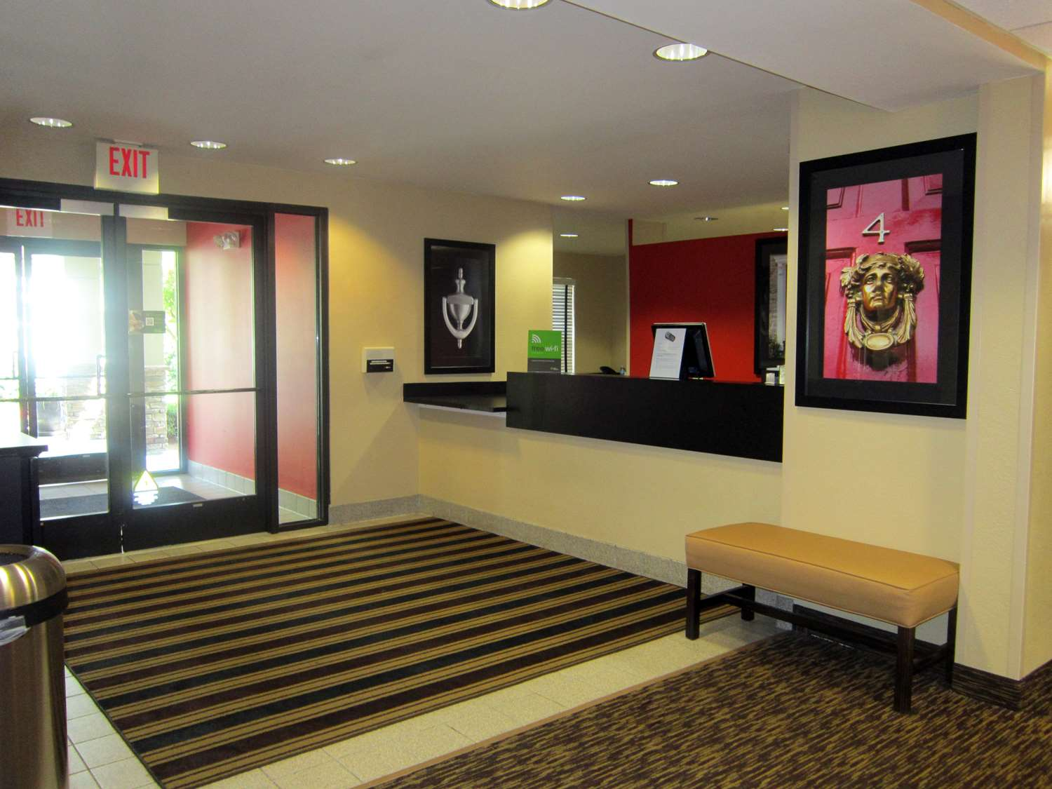 Lobby - Extended Stay America Hotel North Everett