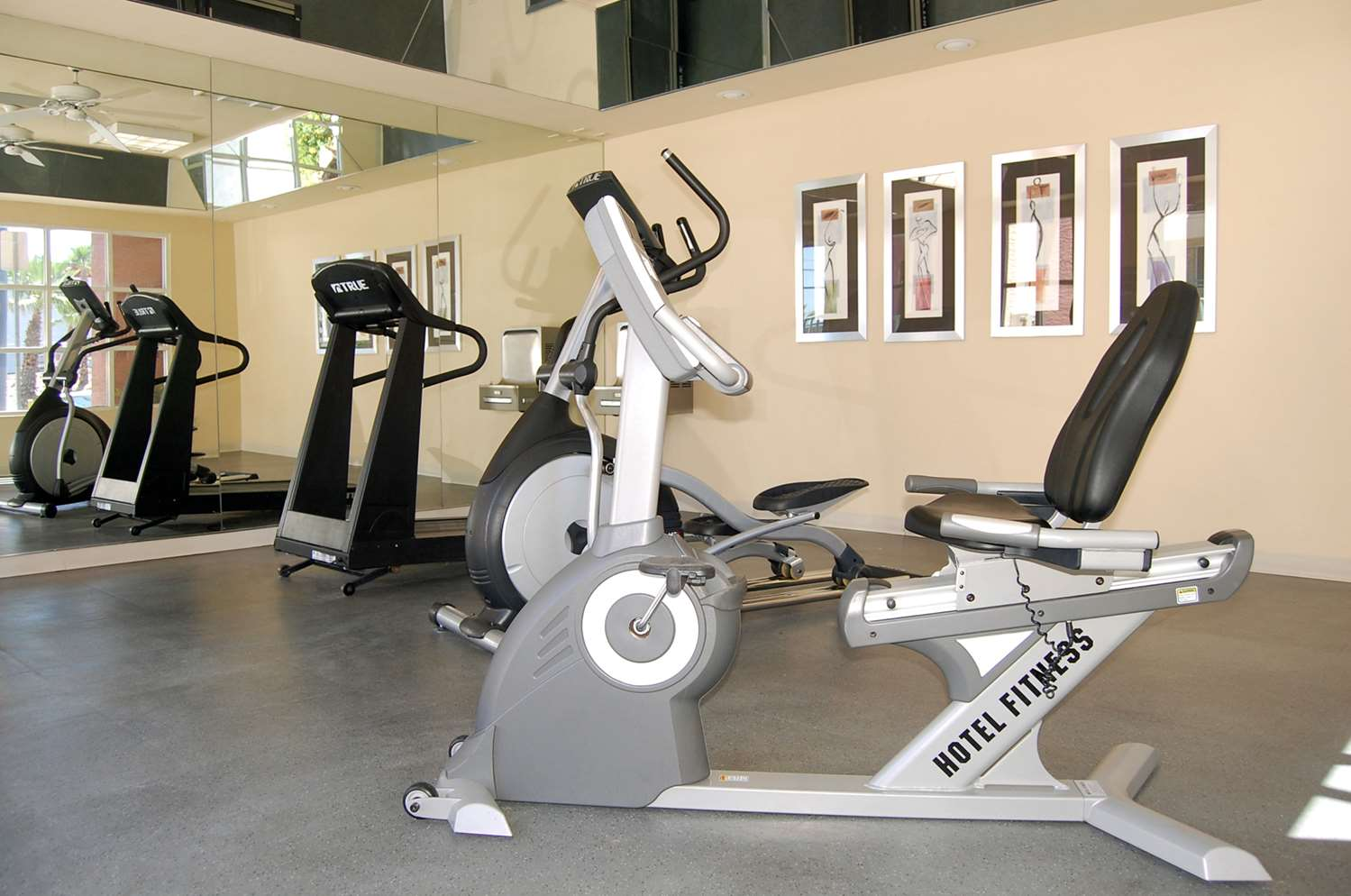 Fitness/ Exercise Room - Extended Stay America Hotel Valley View Las Vegas