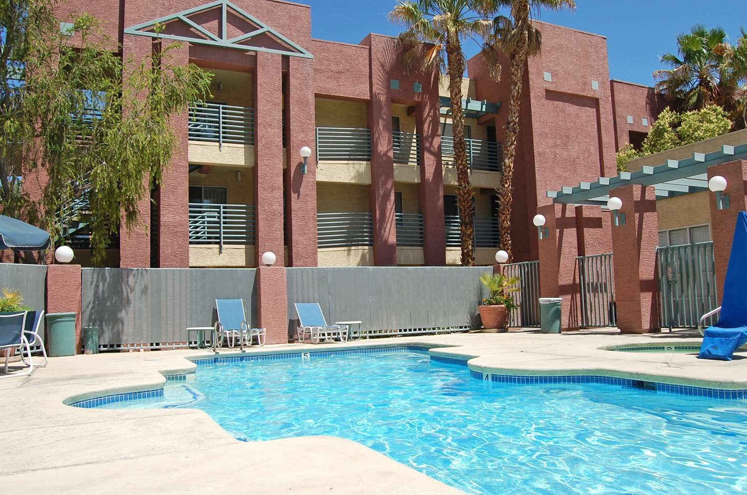 Pool - Extended Stay America Hotel Valley View Las Vegas