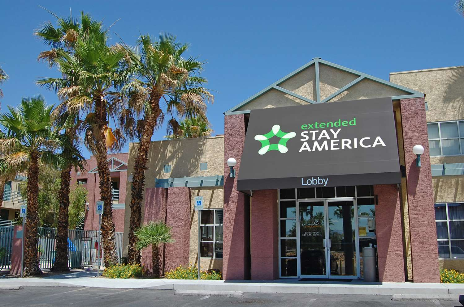 Exterior view - Extended Stay America Hotel Valley View Las Vegas