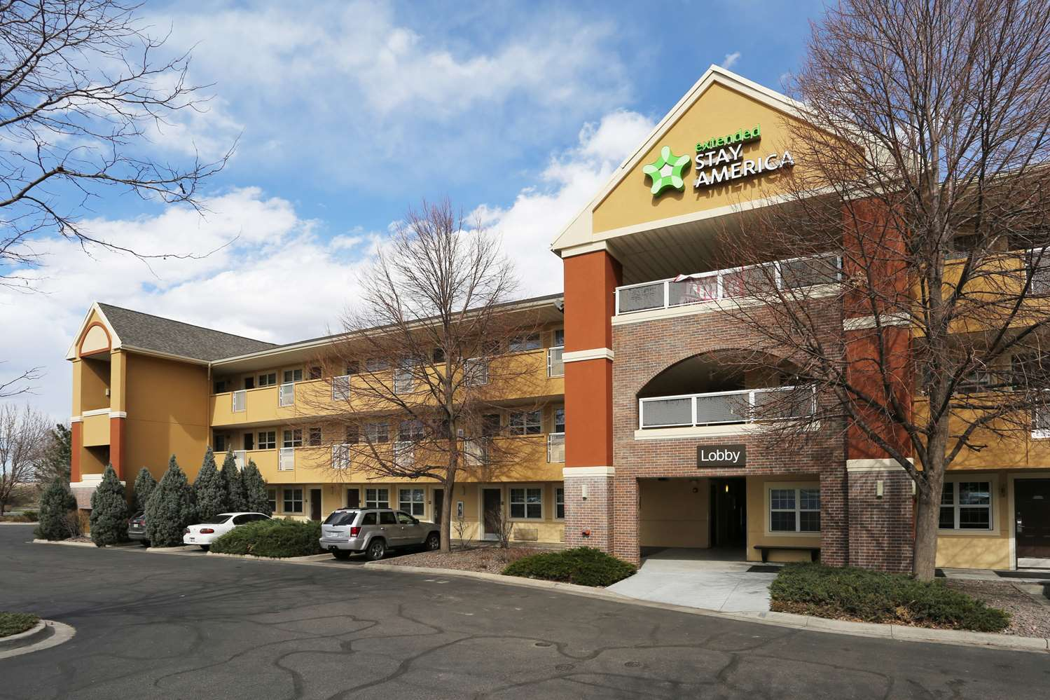 Exterior view - Extended Stay America Hotel Lakewood South