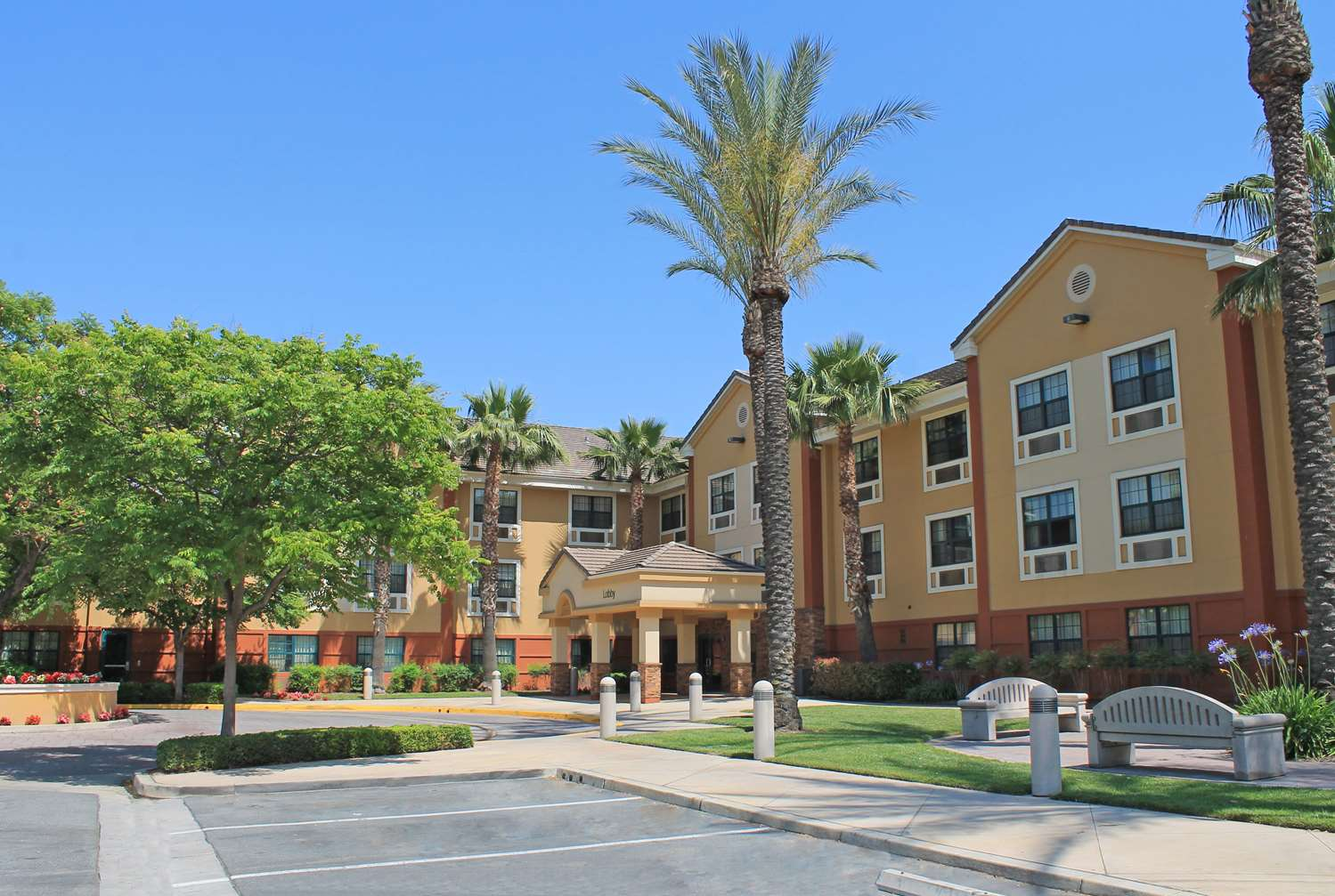 Exterior view - Extended Stay America Hotel Ontario Airport