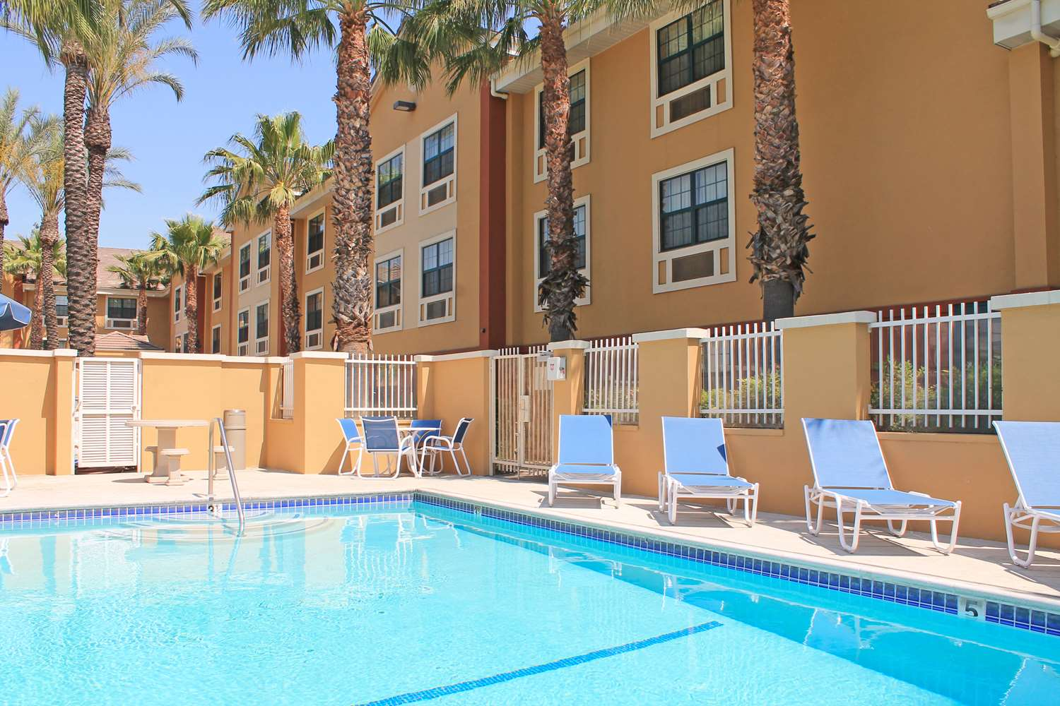 Pool - Extended Stay America Hotel Ontario Airport