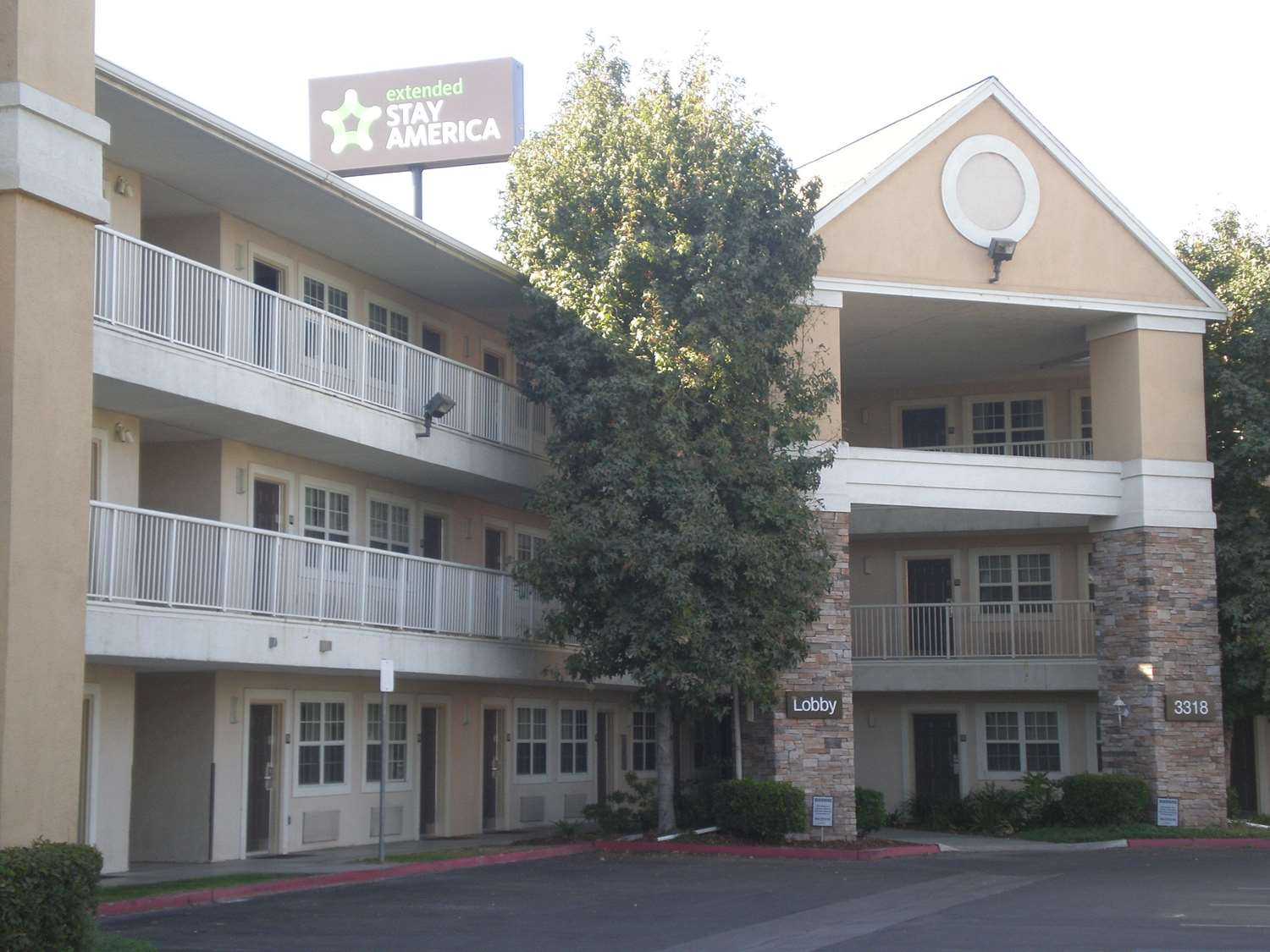 Exterior view - Extended Stay America Hotel California Avenue Bakersfield