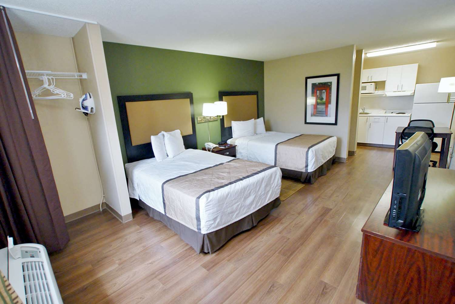 Room - Extended Stay America Hotel California Avenue Bakersfield