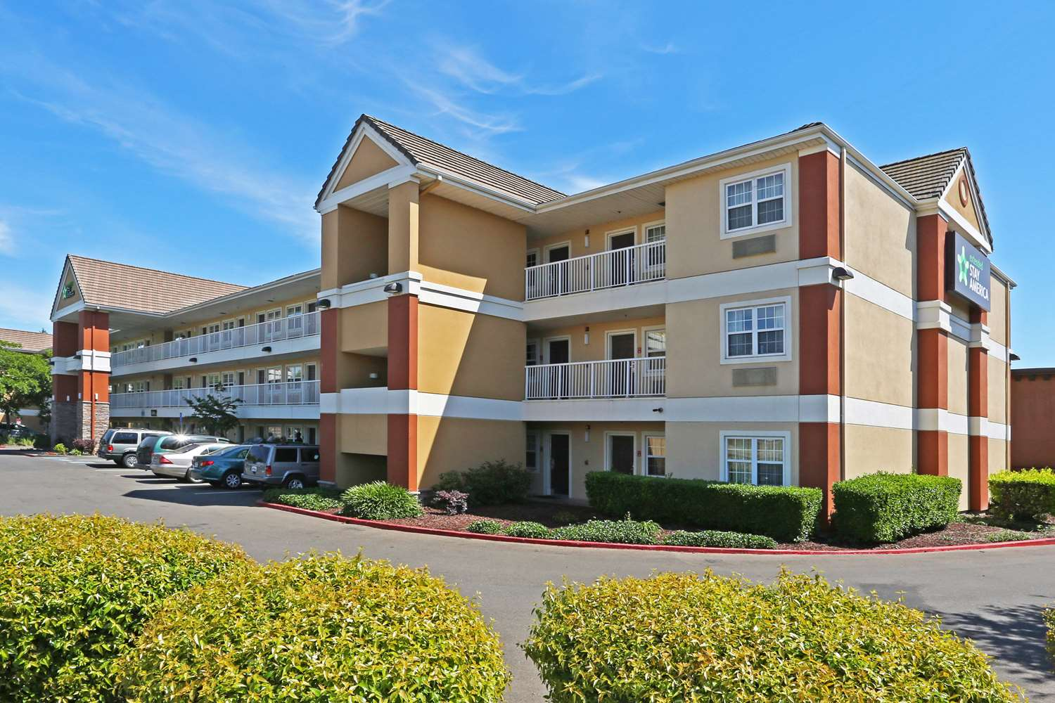 Exterior view - Extended Stay America Hotel Northgate Sacramento
