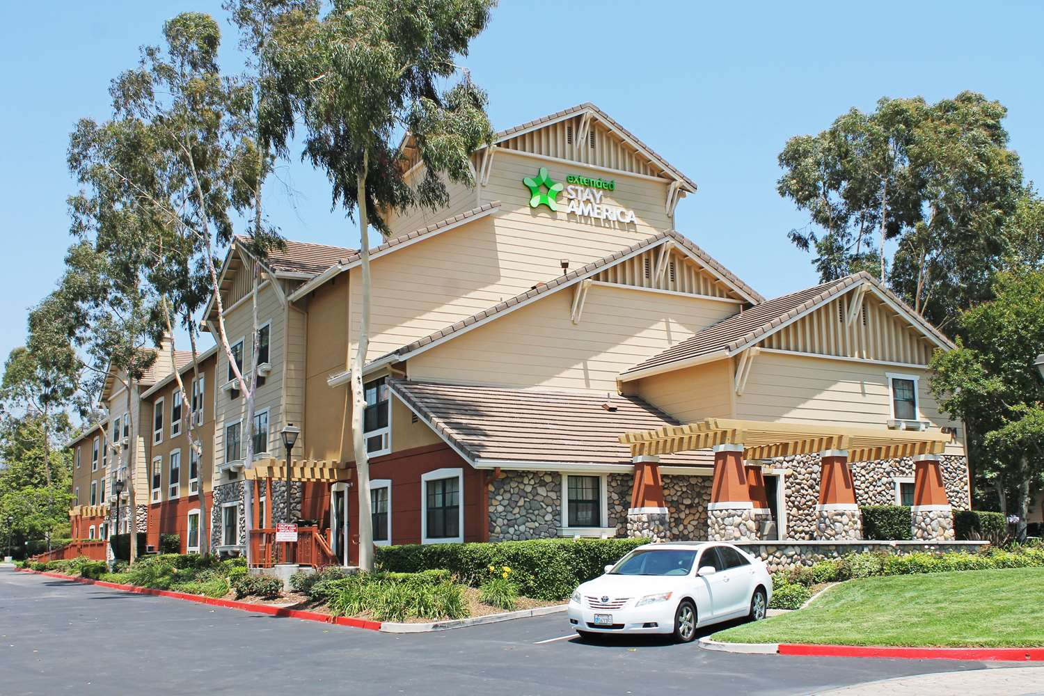 Exterior view - Extended Stay America Hotel San Dimas